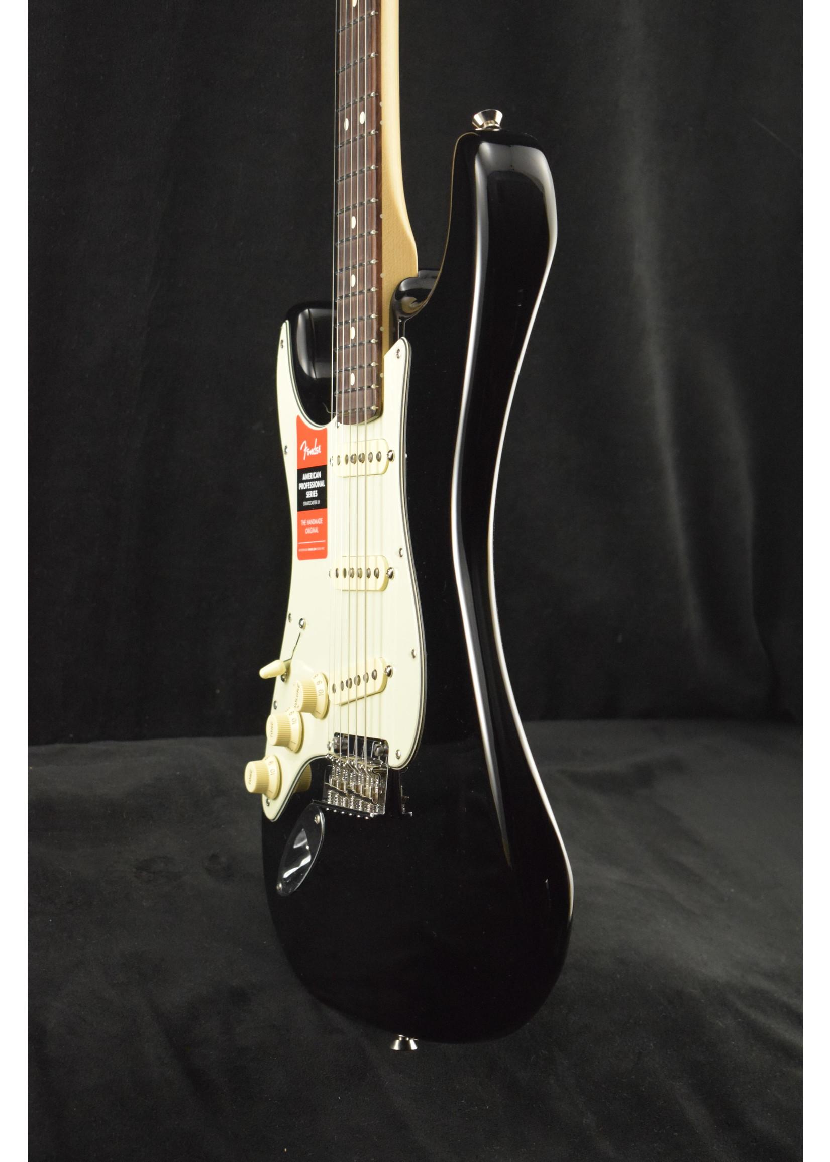 Fender Fender American Professional Stratocaster Left-Hand RW Black
