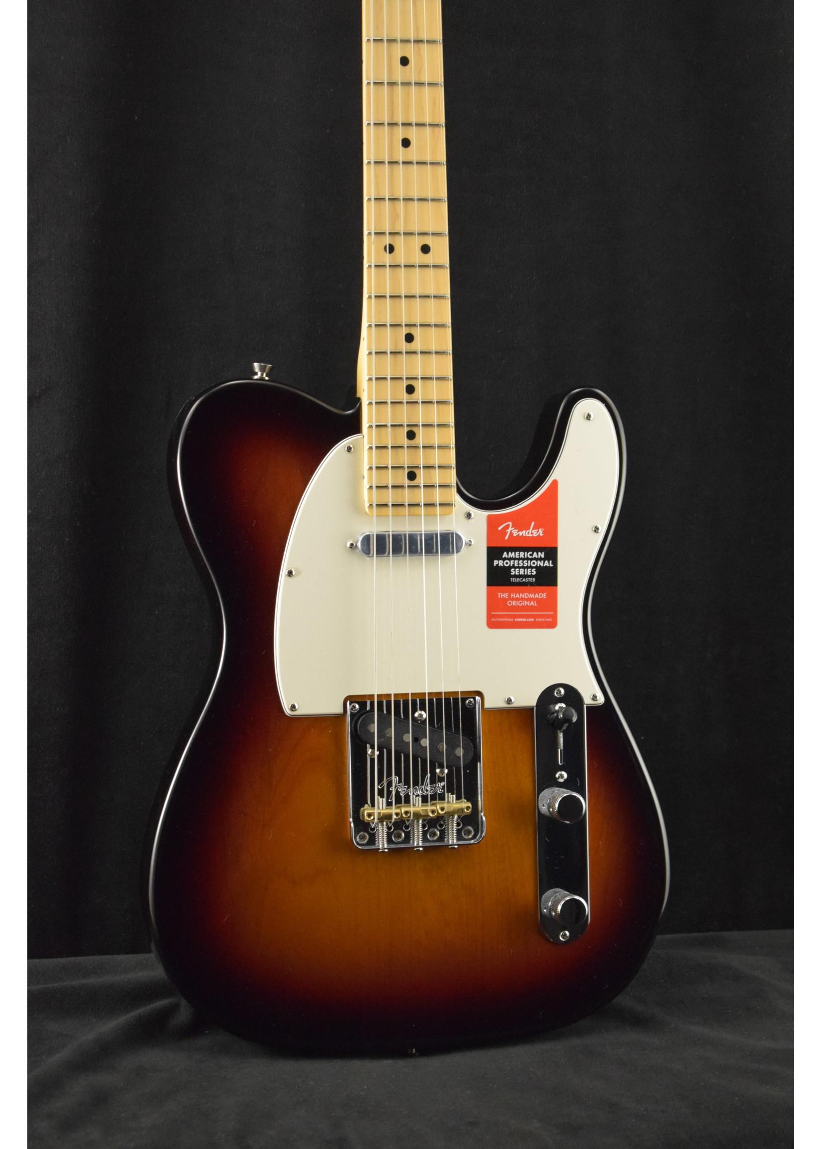 Fender Fender American Professional Telecaster MN Sunburst