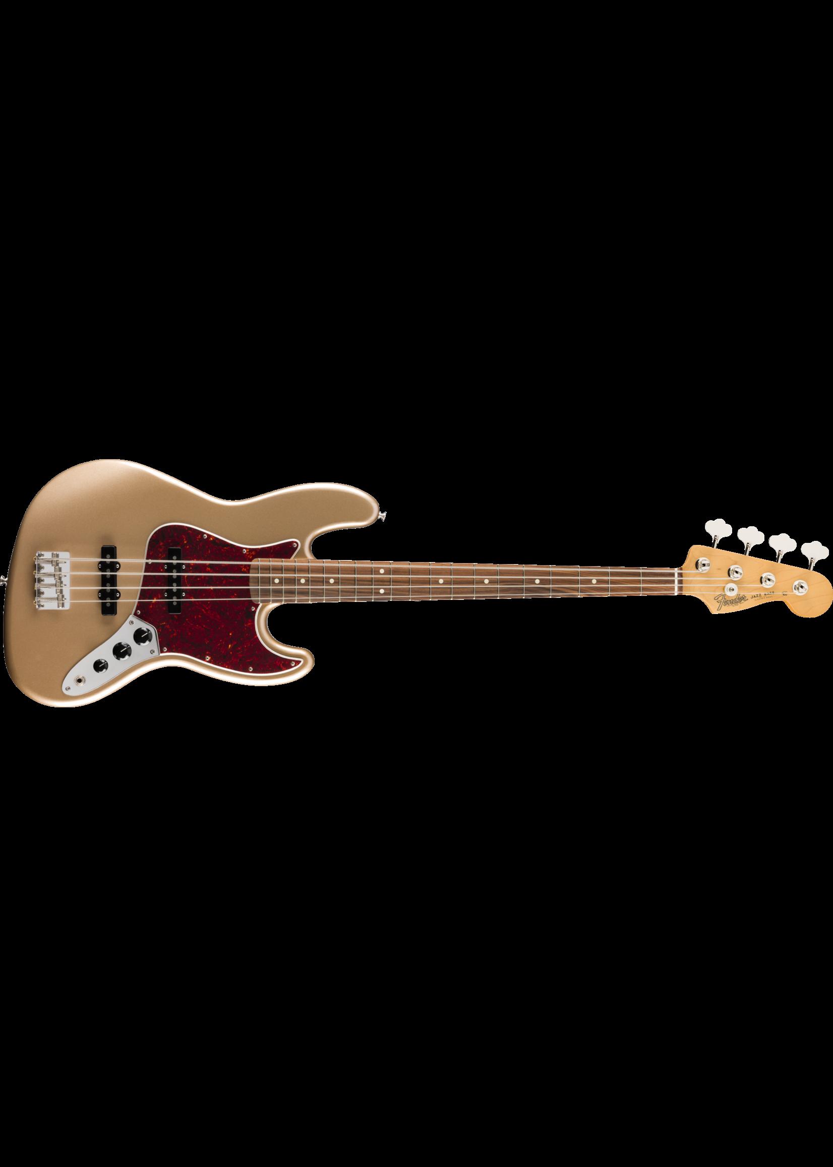 Fender Fender Vintera '60s Jazz Bass PF Firemist Gold