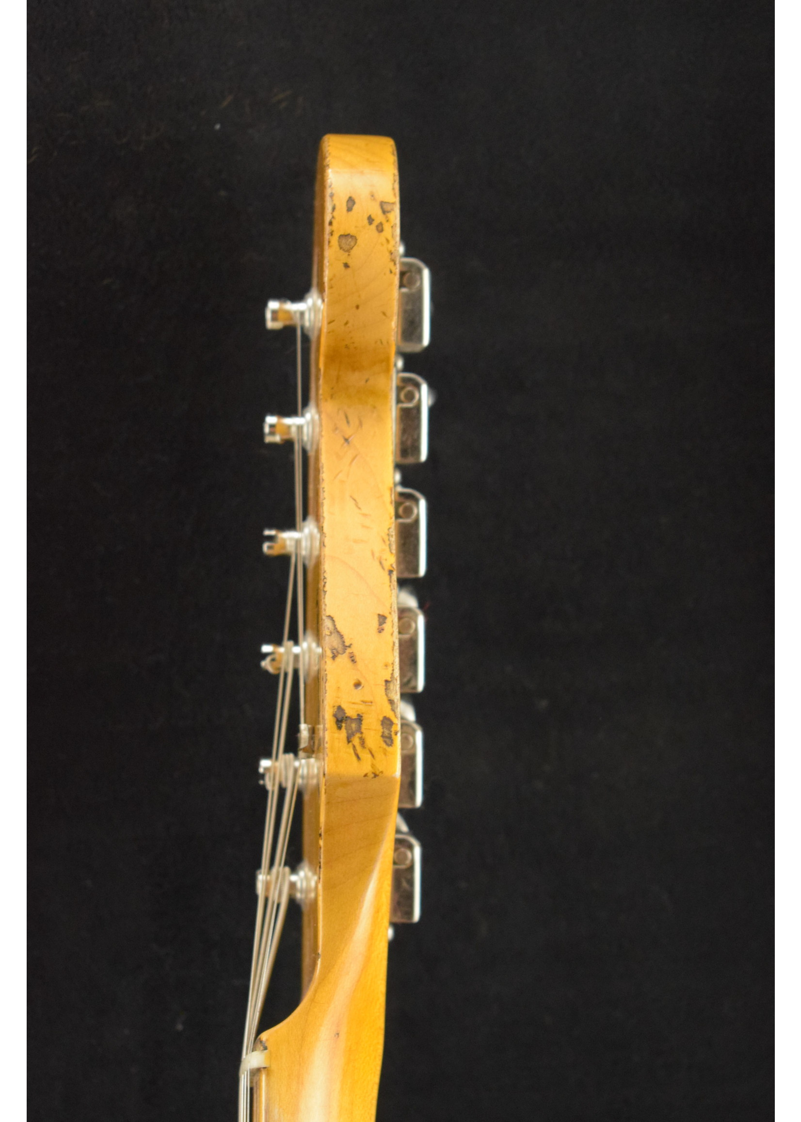 Fender Fender Time Machine 1956 Stratocaster Relic Faded/Aged Tahitian Coral