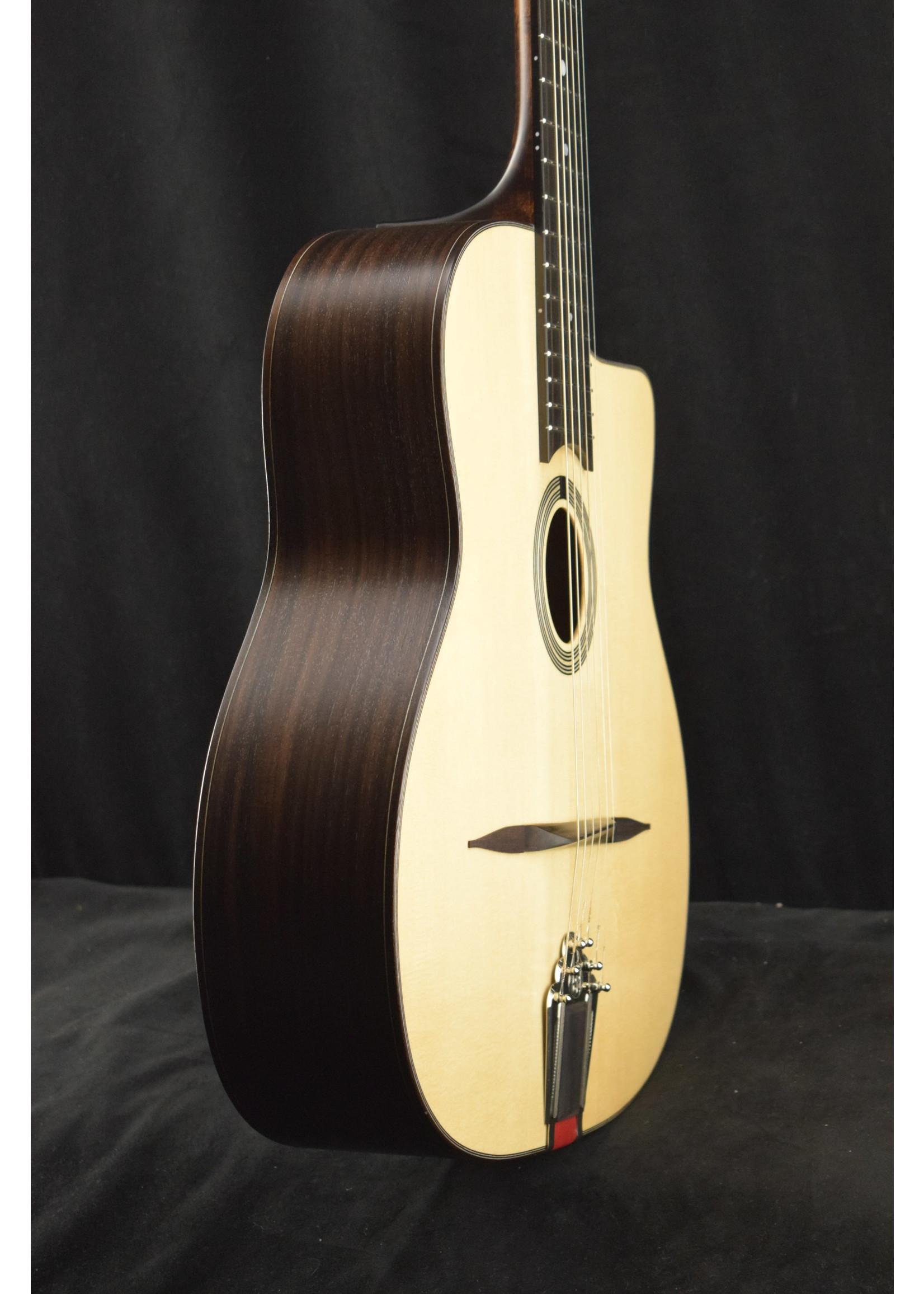 Eastman Eastman Gypsy Jazz DM-1 DM1 Natural