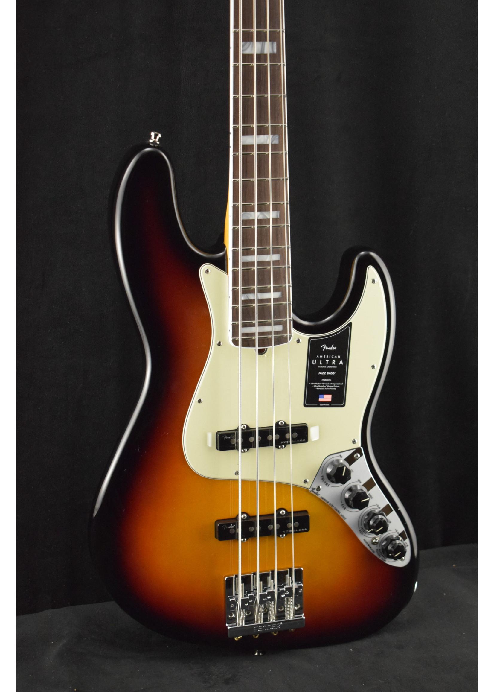 Fender Fender American Ultra Jazz Bass RW Ultraburst