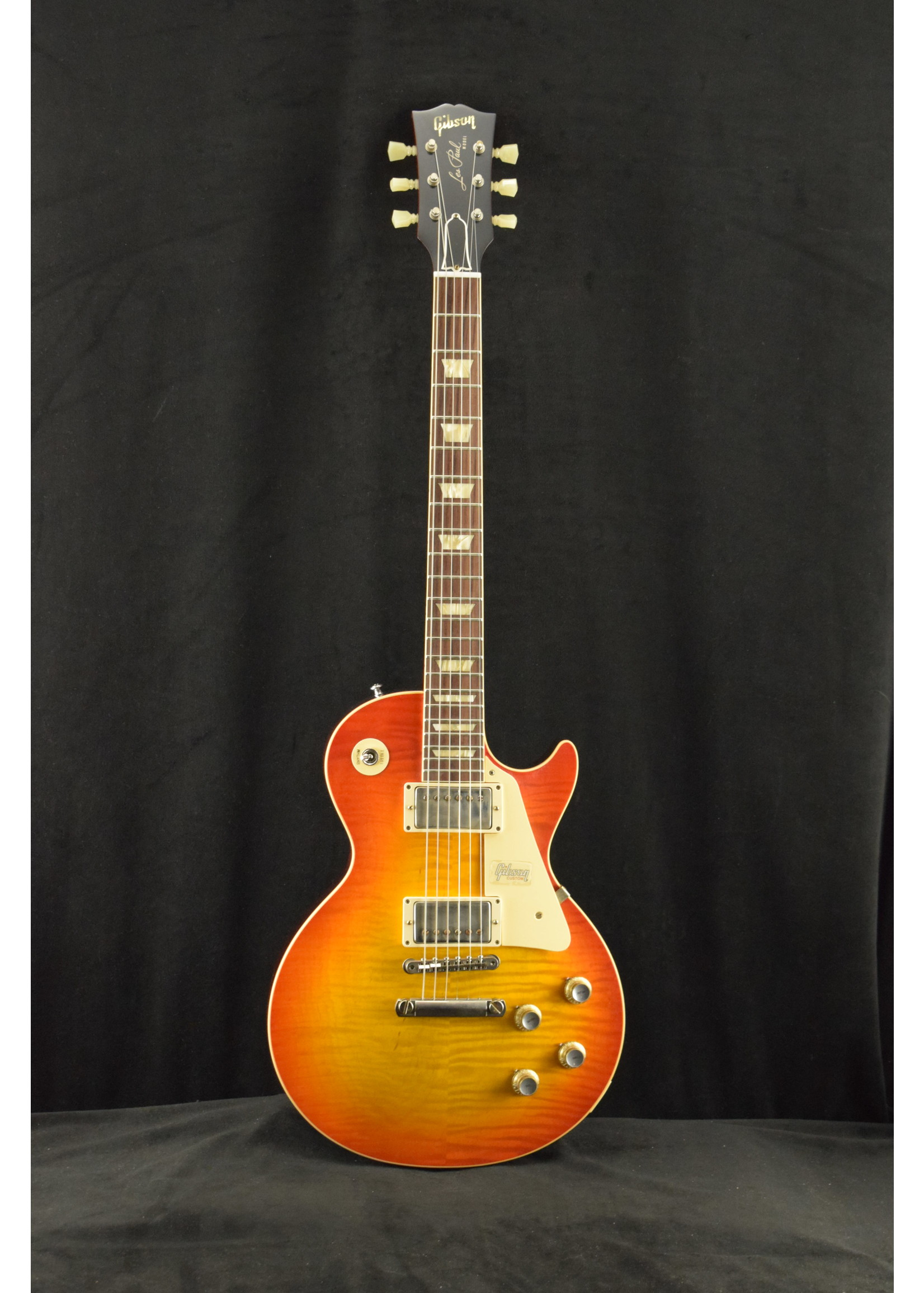 Gibson Gibson 60 Les Paul Standard Tangerine Burst VOS