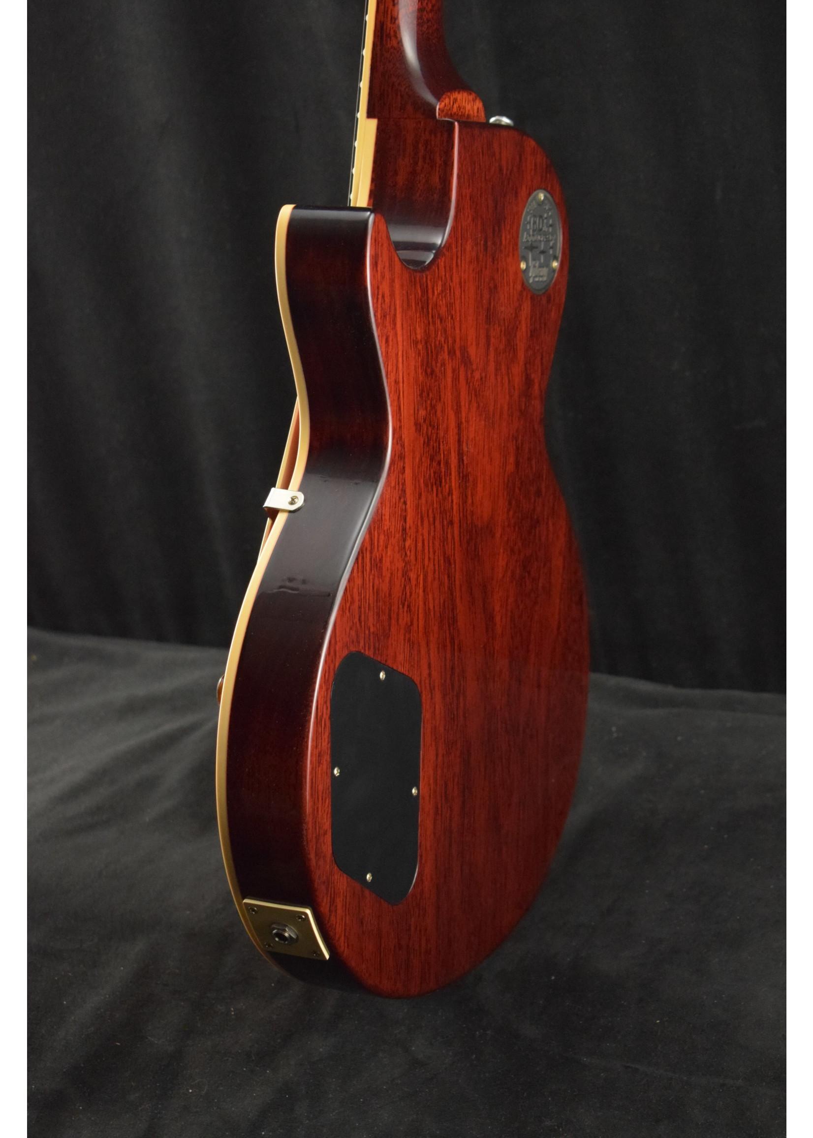 Gibson Gibson 60th Anniversary 1960 Les Paul Standard V2 Orange Lemon Fade