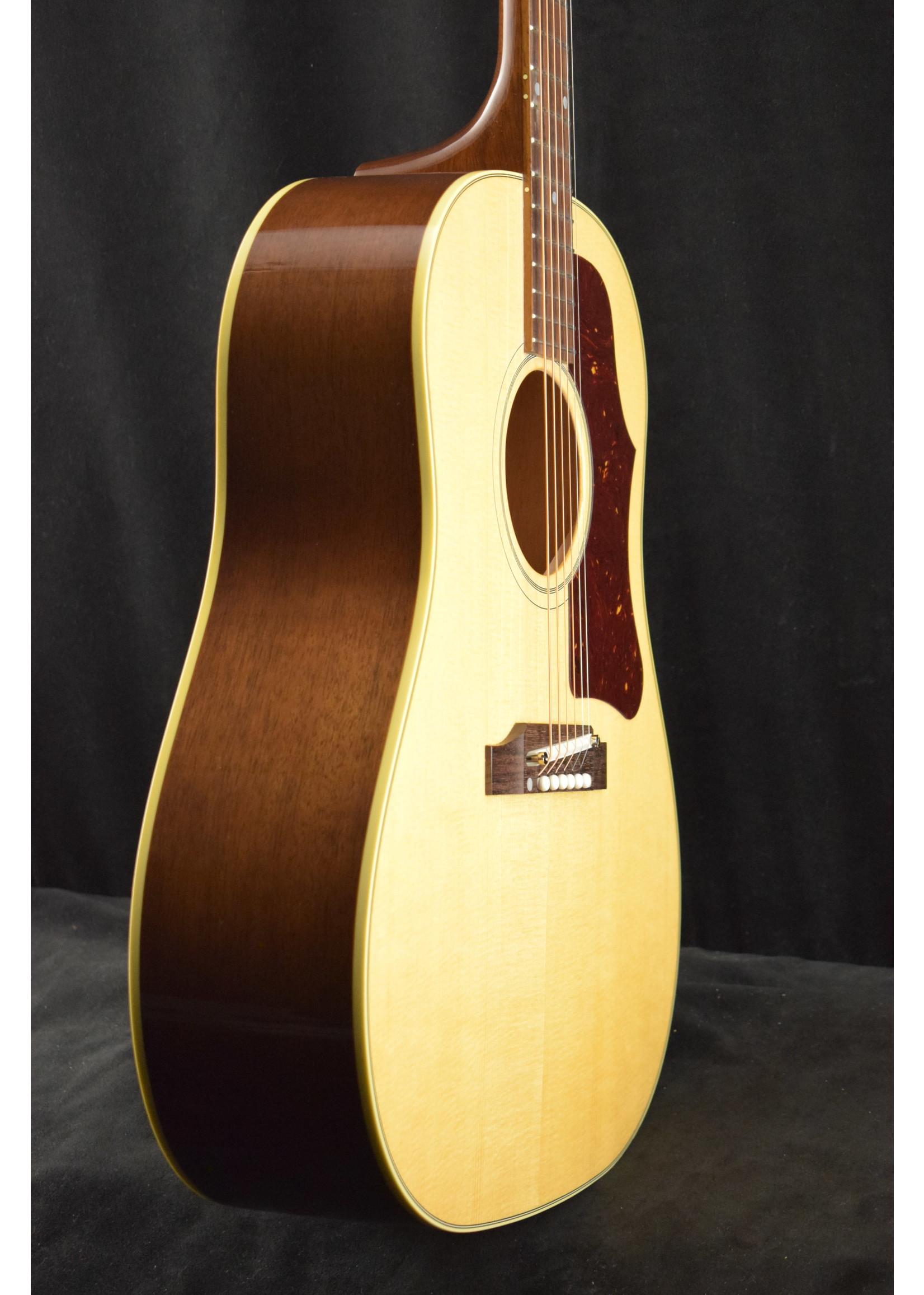 Gibson Gibson 60's J-50 Original, Adjustable Saddle (No Pickup) Natural