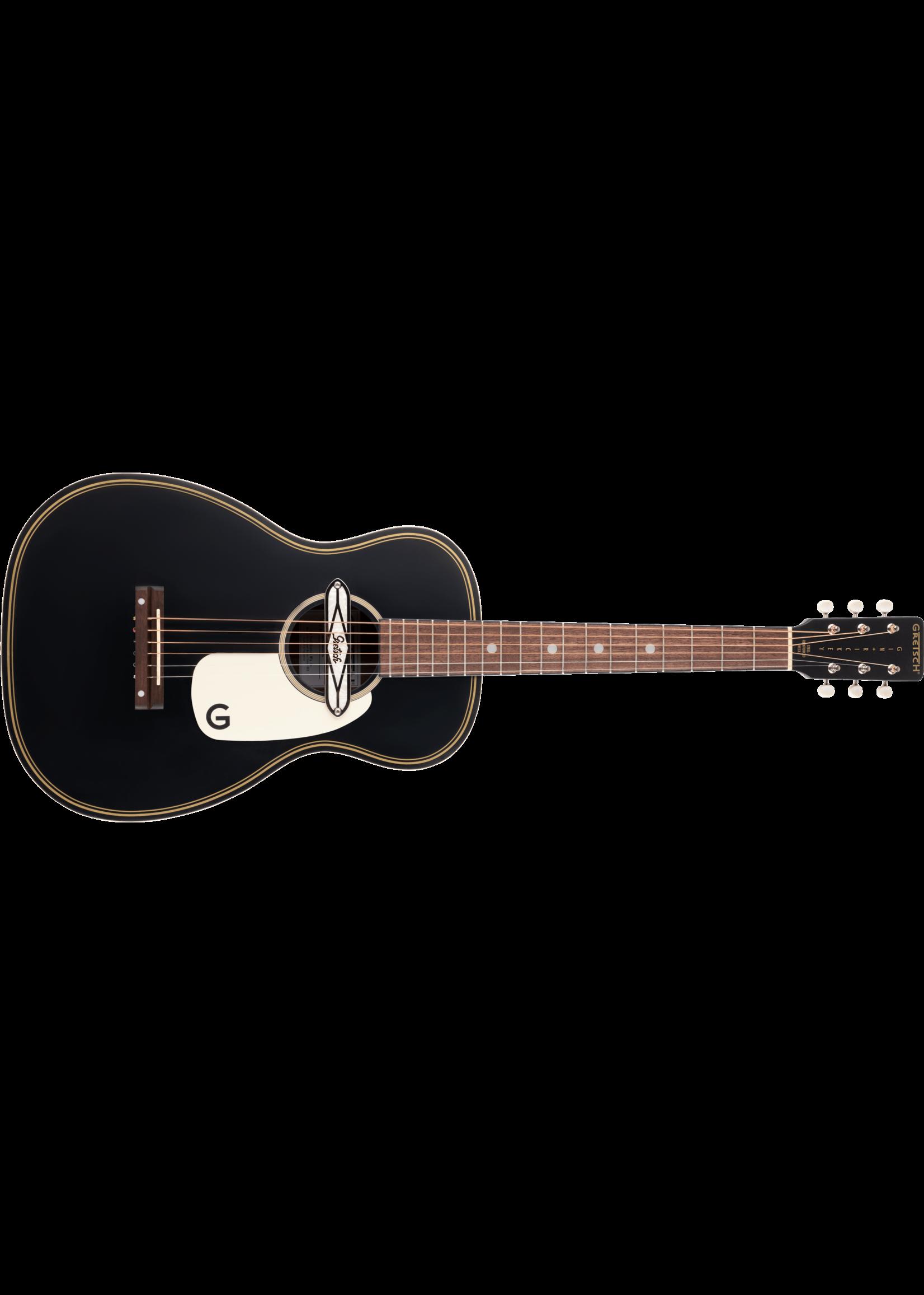 Gretsch Gretsch G9520E Gin Rickey Acoustic/Electric Black