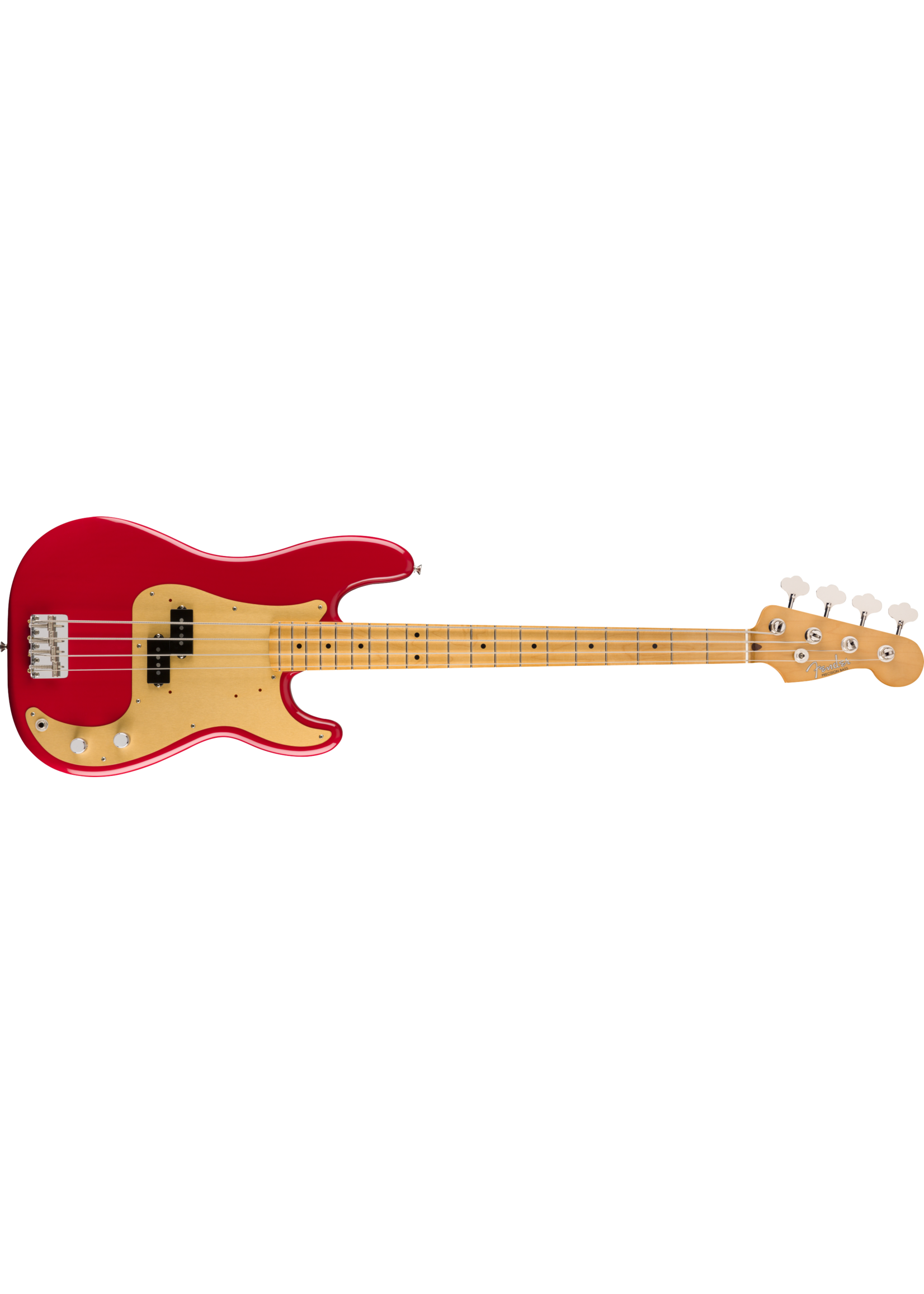 Fender Fender Vintera '50s Precision Bass MN Dakota Red
