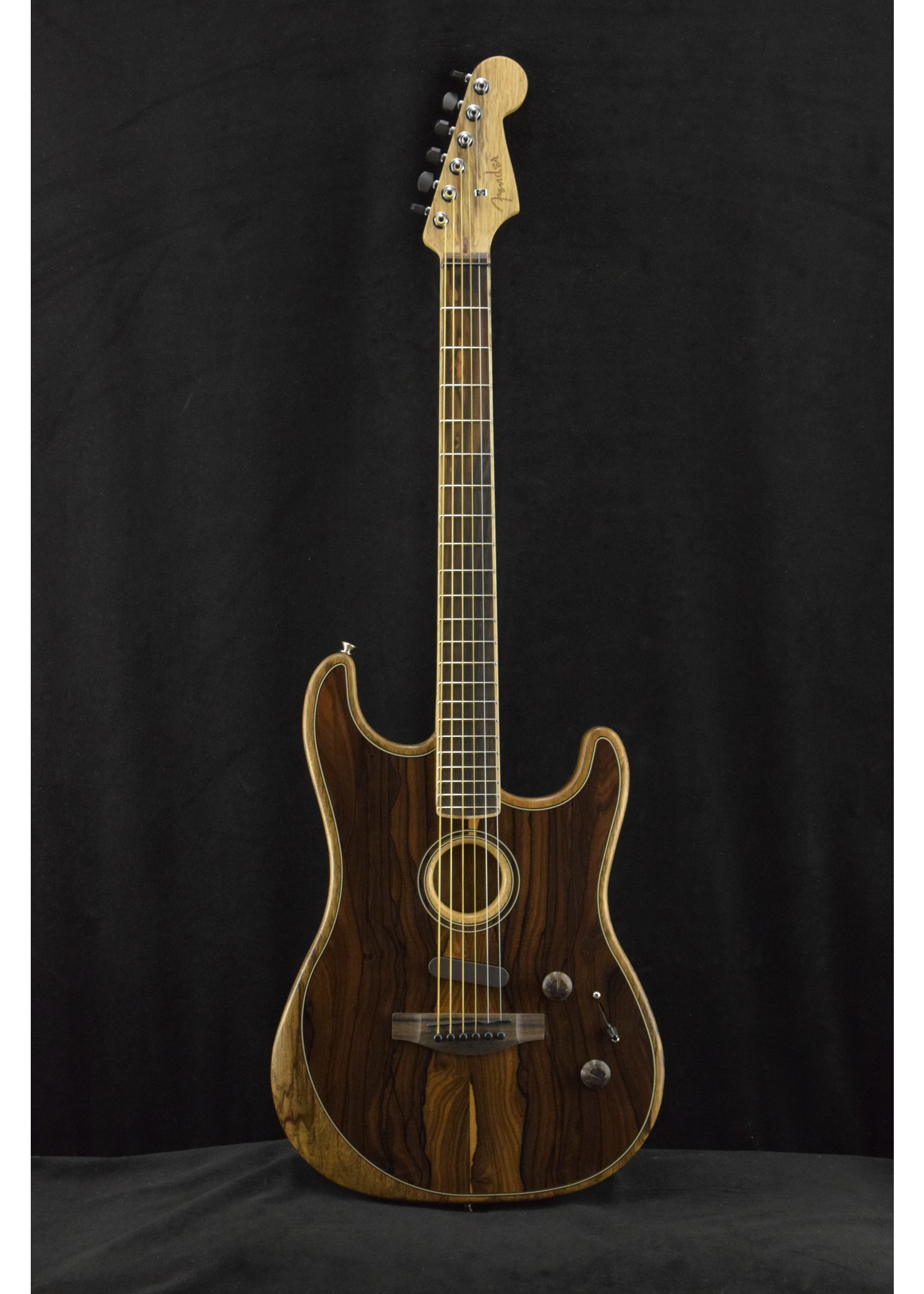 Fender Fender American Acoustasonic Stratocaster EB Zircote