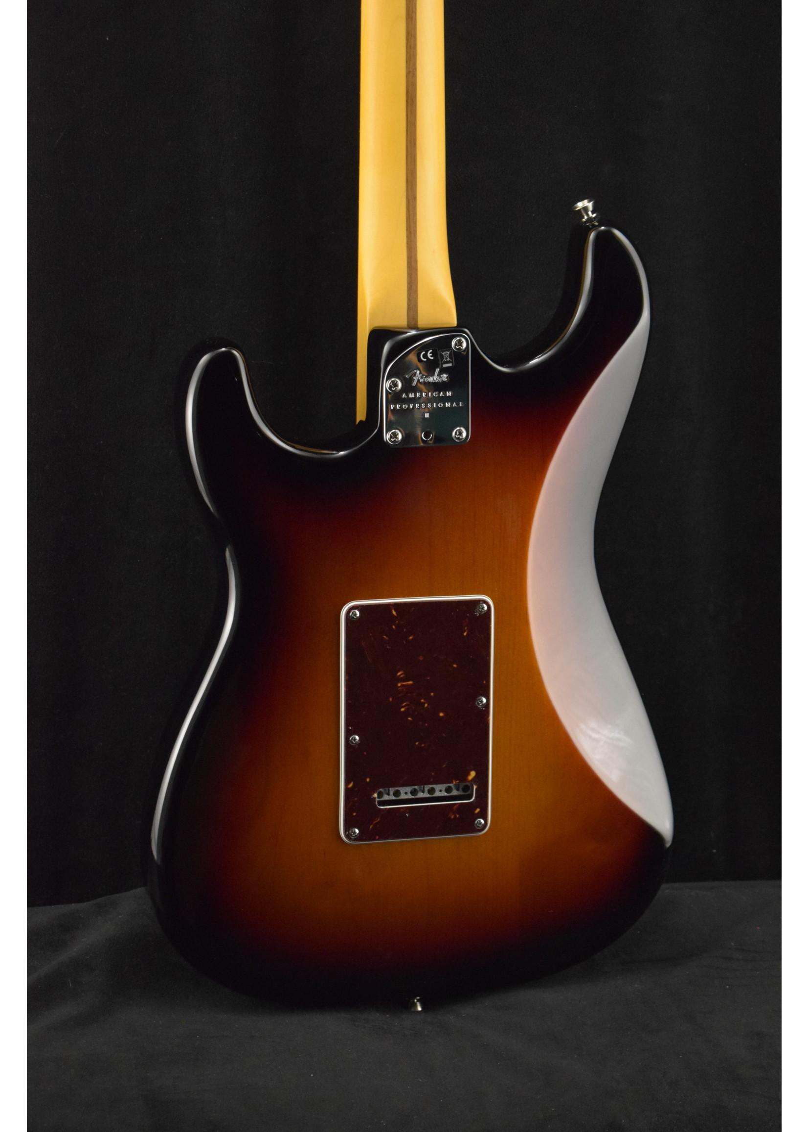 Fender Fender American Professional II Stratocaster RW Sunburst