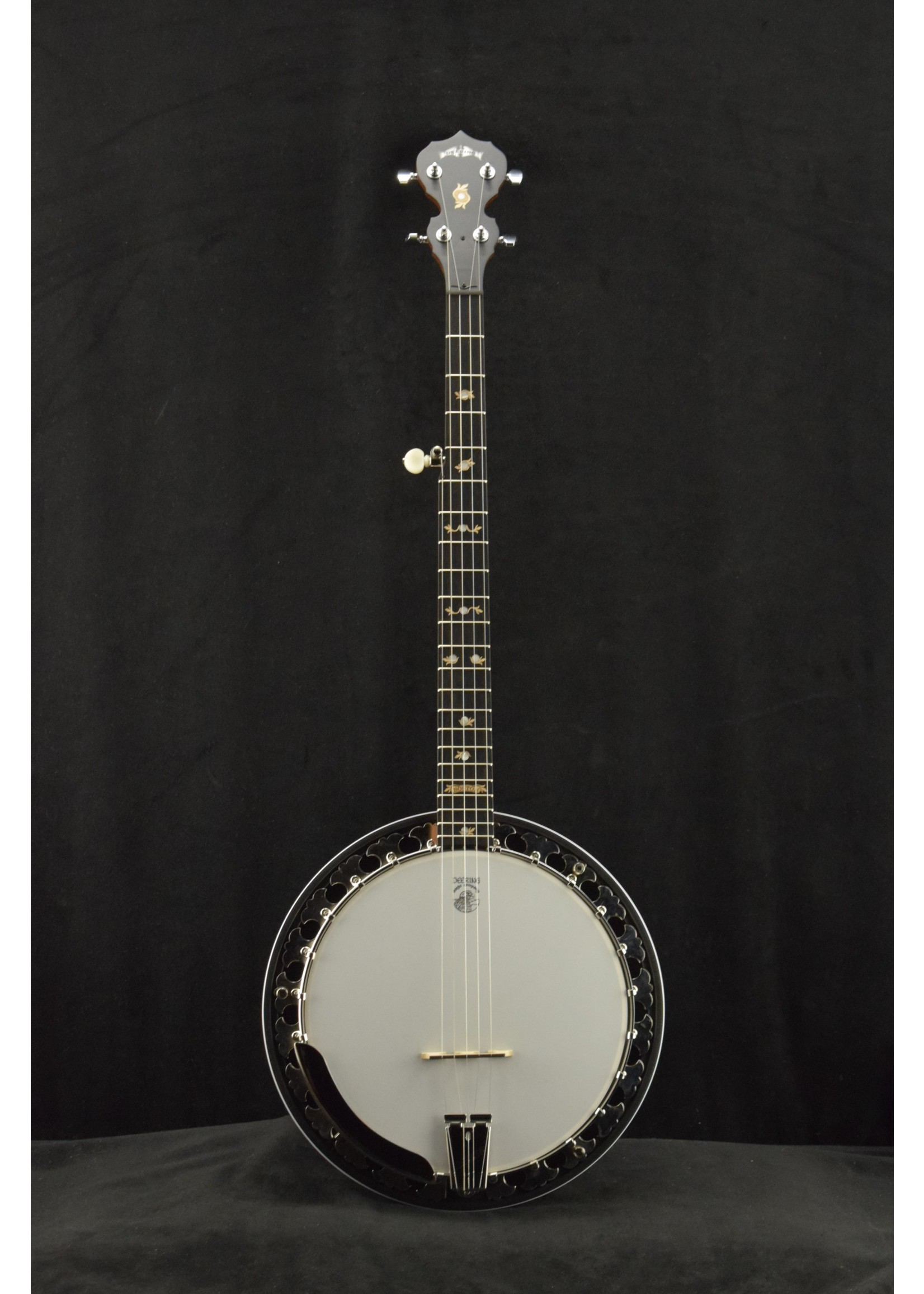 Deering Deering Boston 5-String Mahogany Banjo
