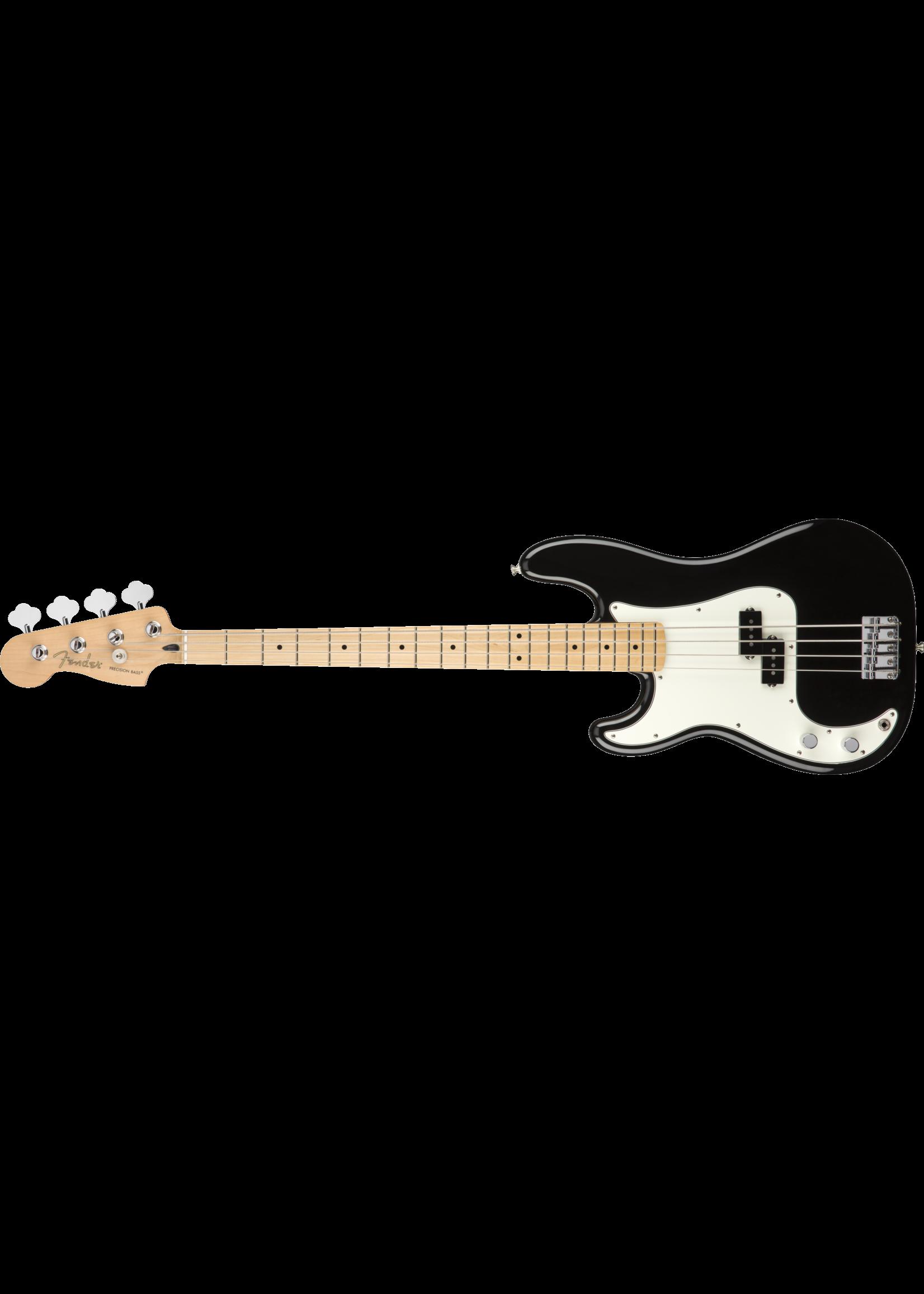 Fender Fender Player Precision Bass Left-Handed MN Black