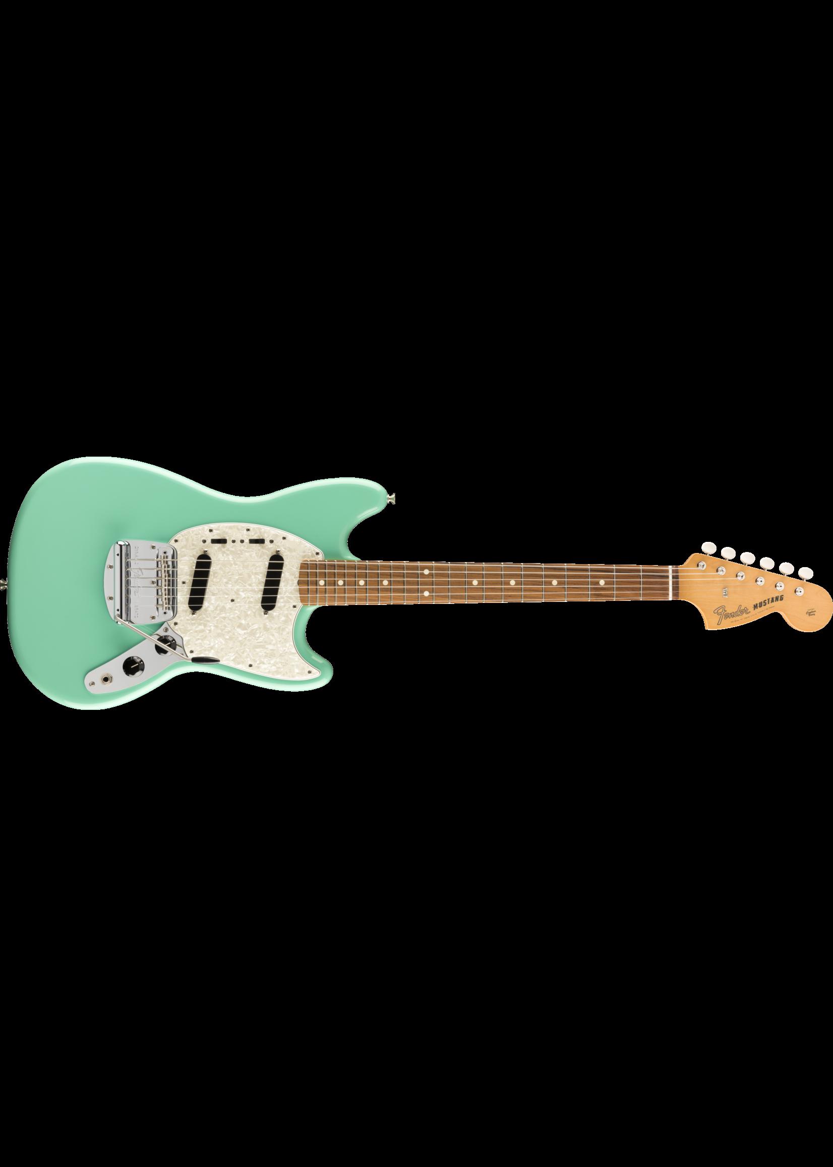 Fender Fender Vintera '60s Mustang PF Pau Ferro Seafoam Green