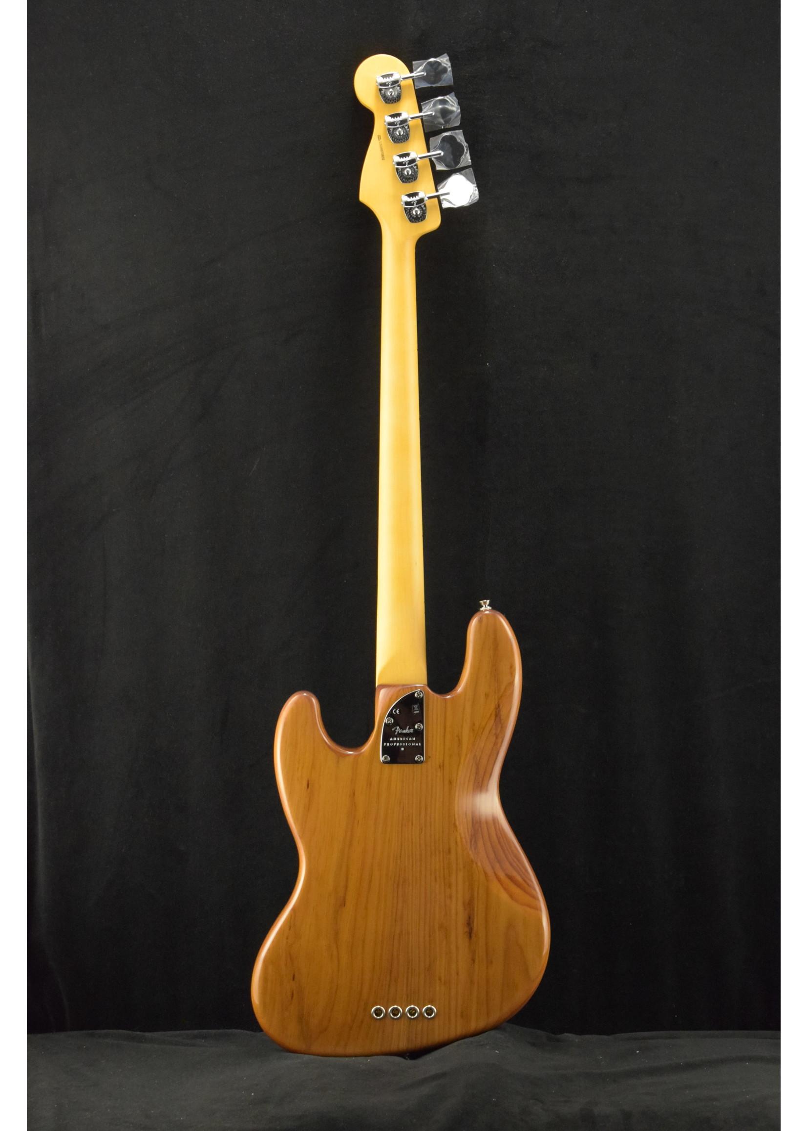 Fender Fender American Professional II Jazz Bass MN Maple Neck Roasted Pine