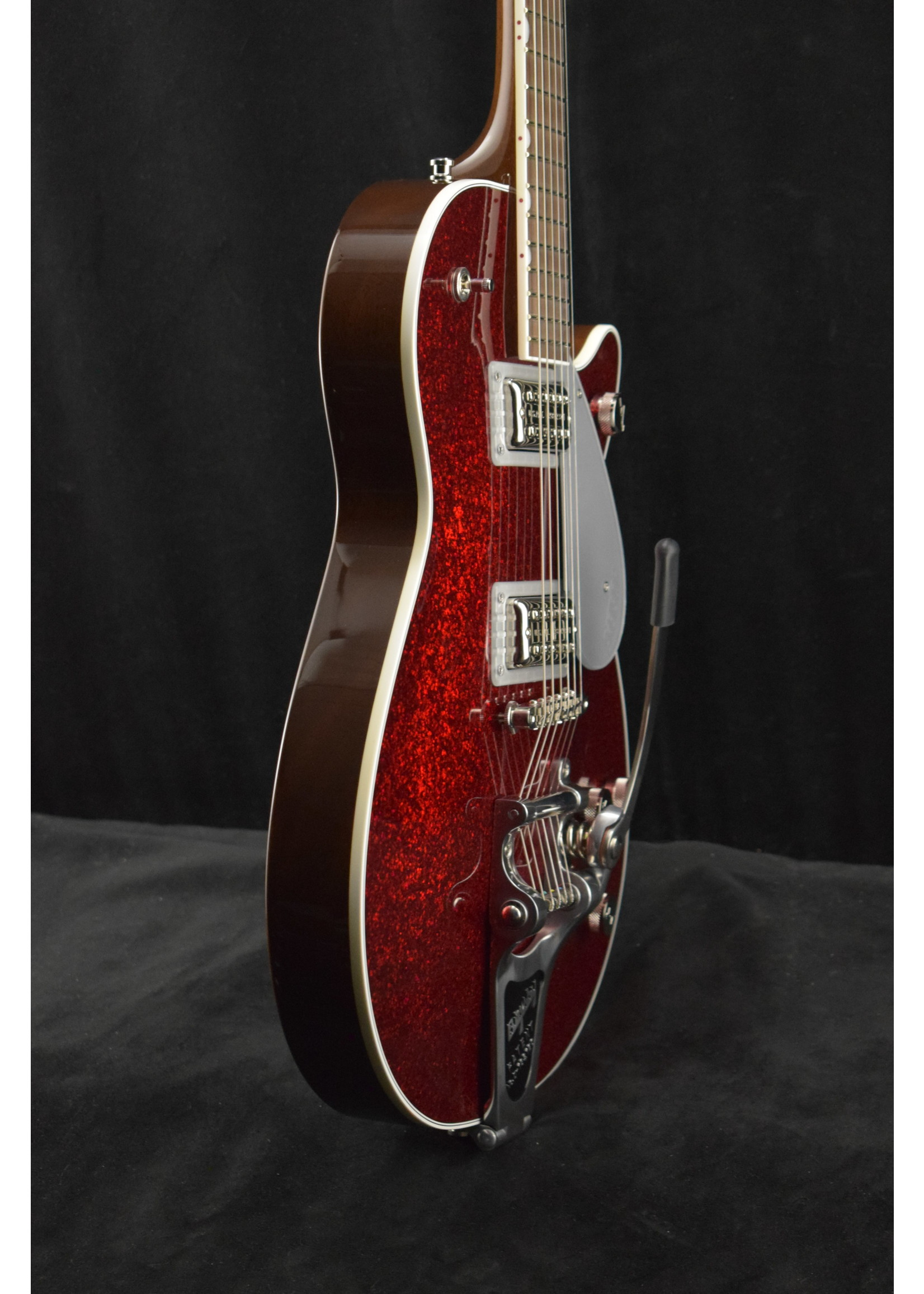 Gretsch Gretsch G6129T-PE Players Edition Jet FT Red Sparkle