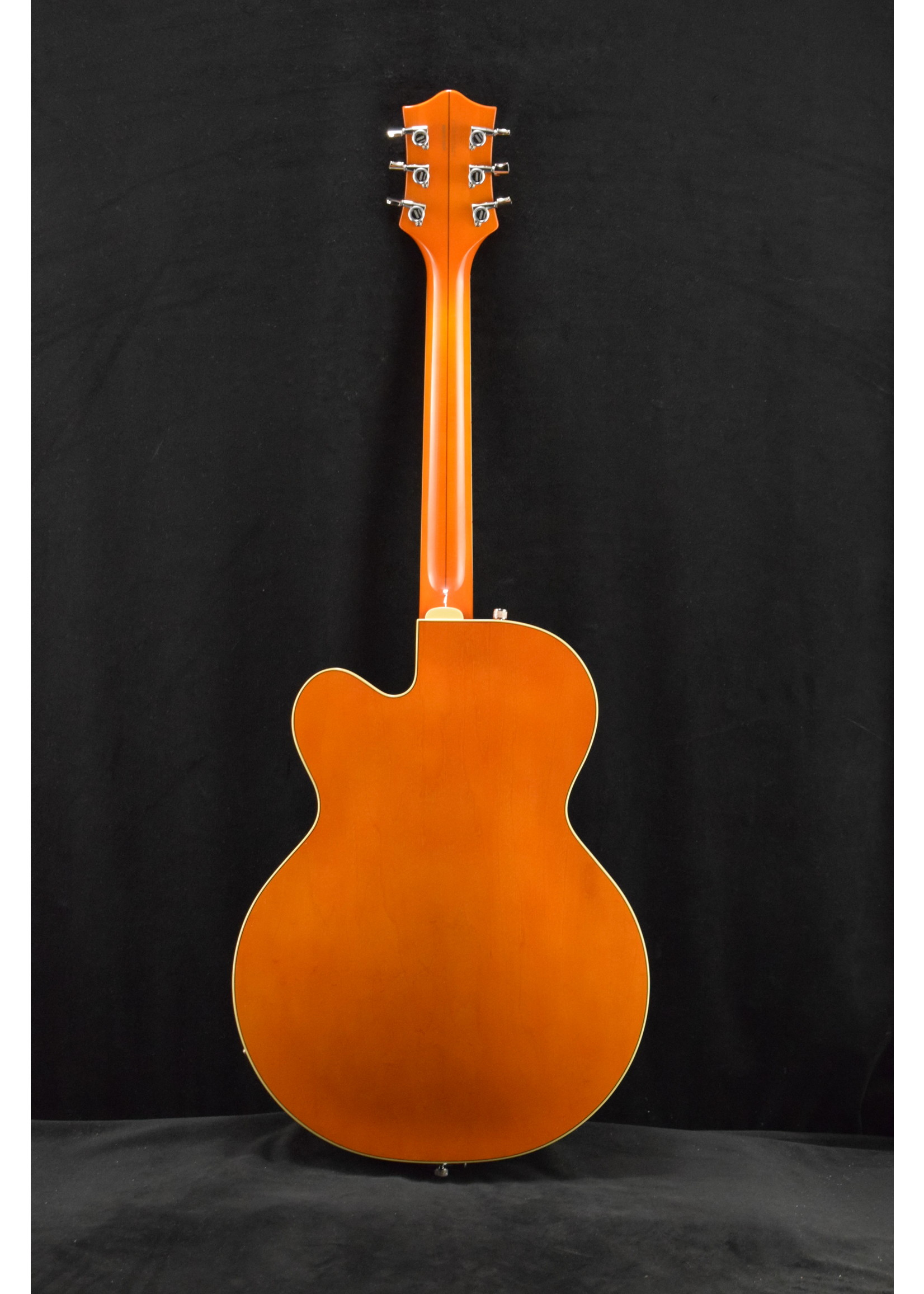 Gretsch Gretsch G6120RHH Reverand Horton Heat Orange Stain Lacquer