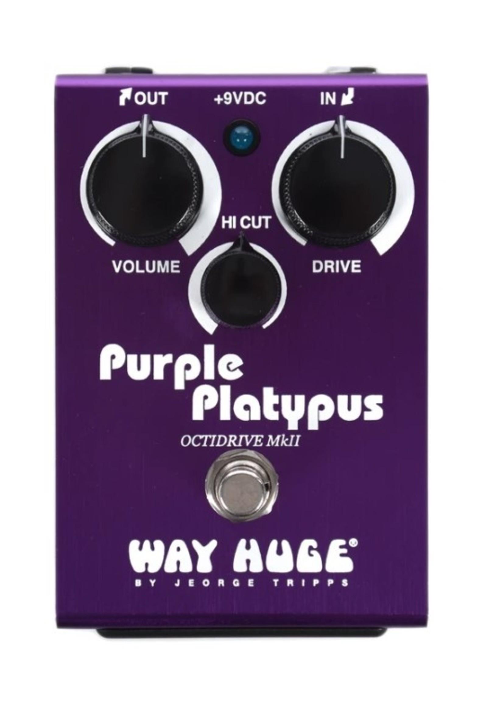 Way Huge Way Huge Purple Platypus