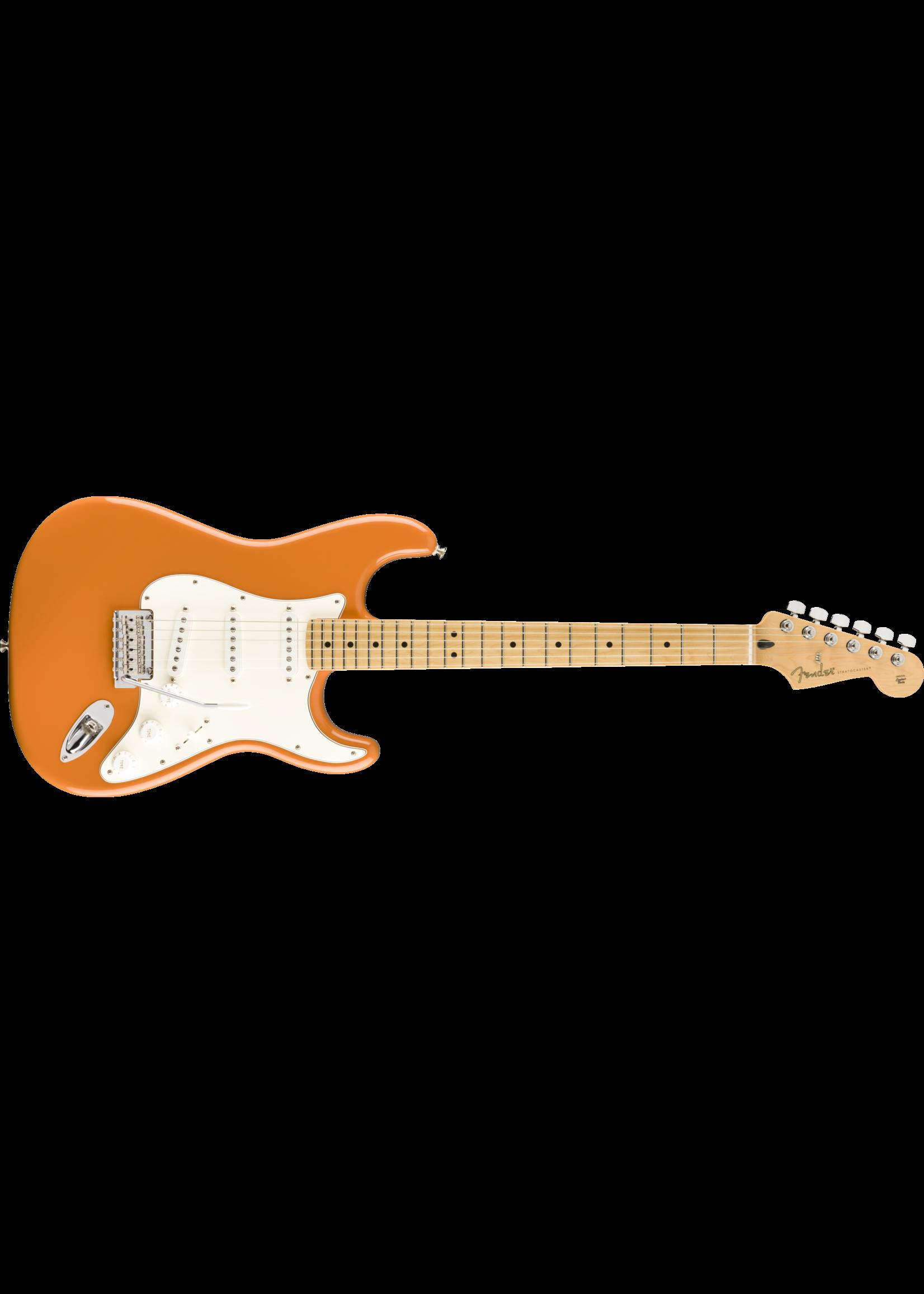 Fender Fender Player Stratocaster MN Maple Neck Capri Orange