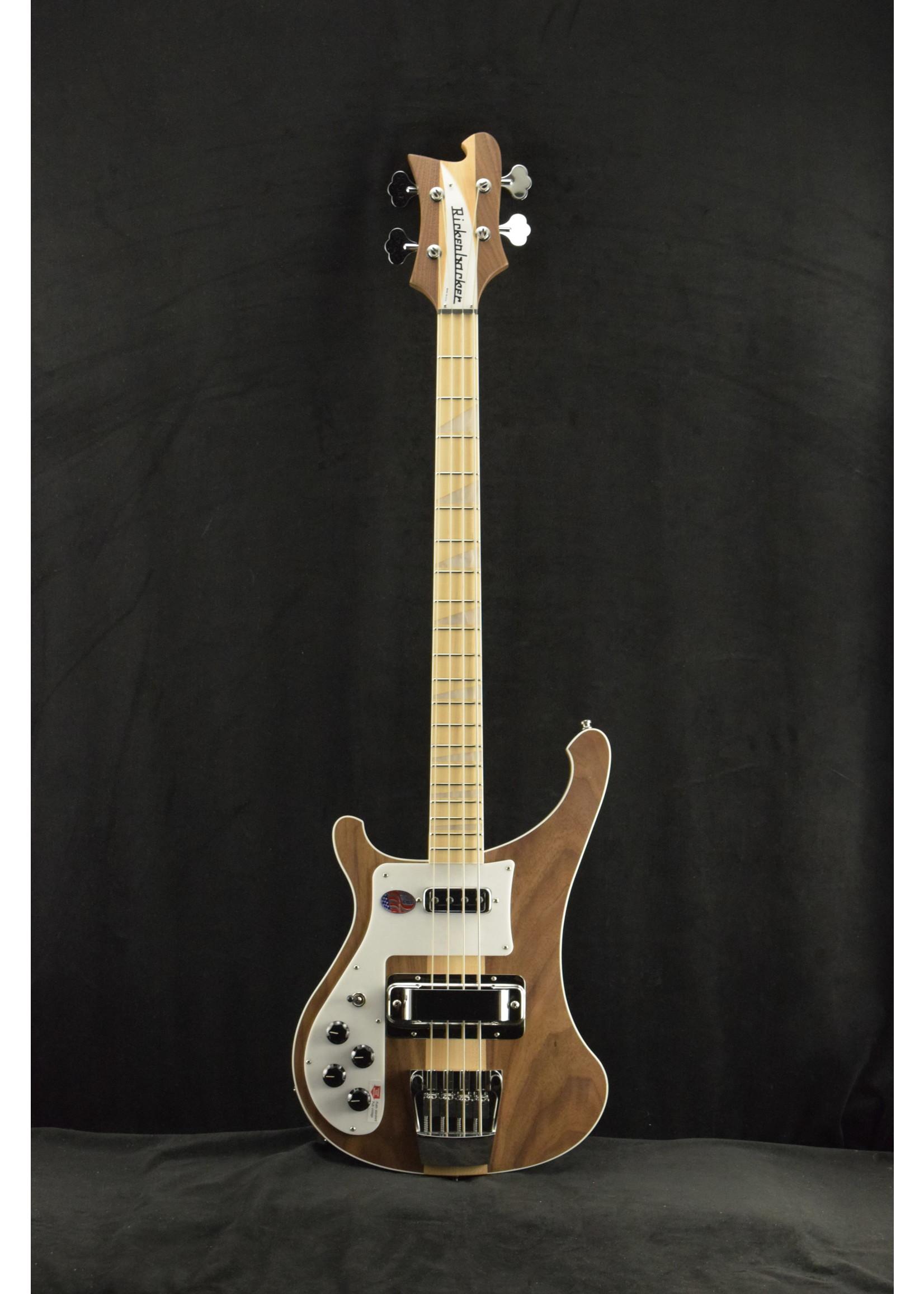Rickenbacker Rickenbacker 4003W LH Left-Handed Walnut Bass Guitar Natural
