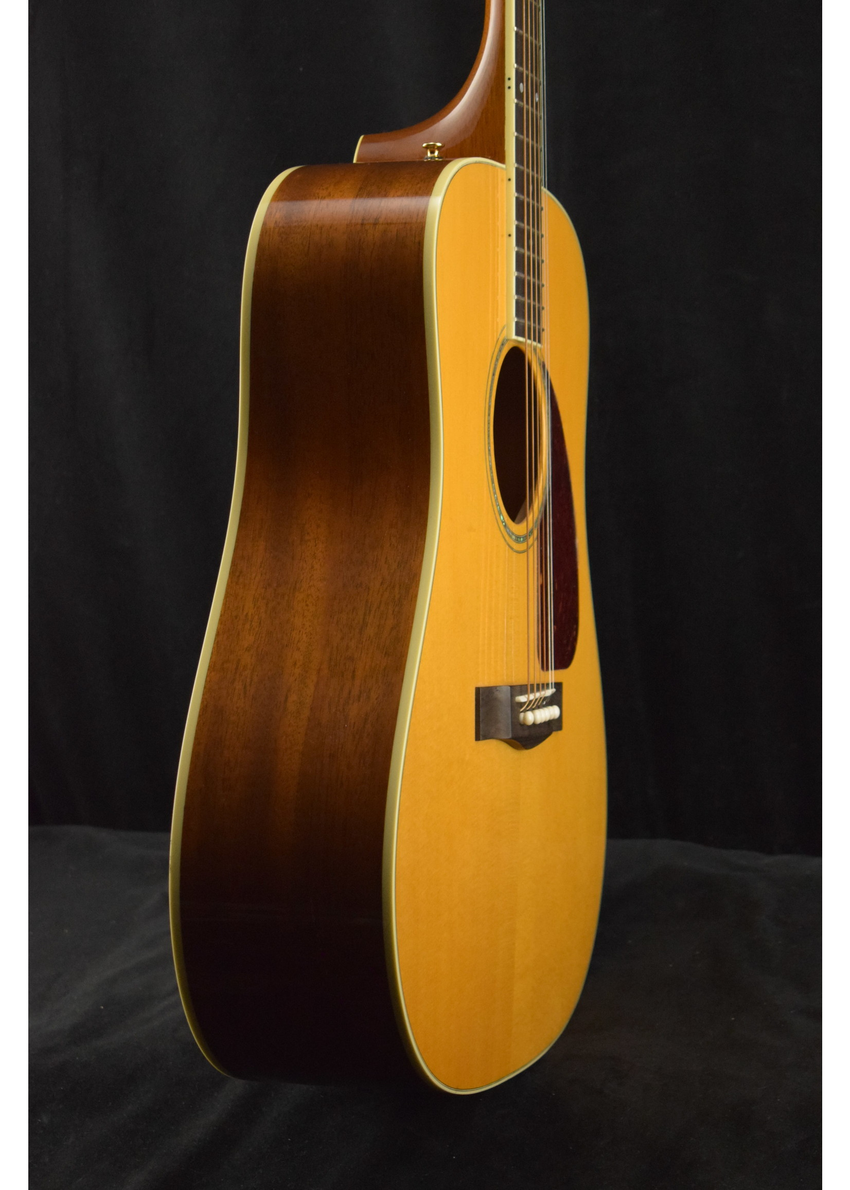 Fender Fender Custom Shop TPD-1 Traditional Pro Dreadnought 2013 Natural (blemished)