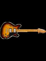 Squier Squier Classic Vibe Starcaster MN Maple Neck Sunburst