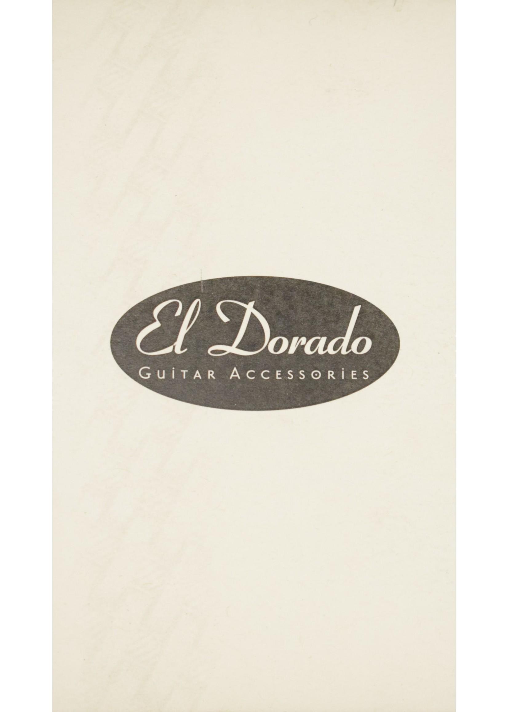 El Dorado El Dorado Hand-Engraved Telecaster Guitar Parts Set Bright Nickel Plated