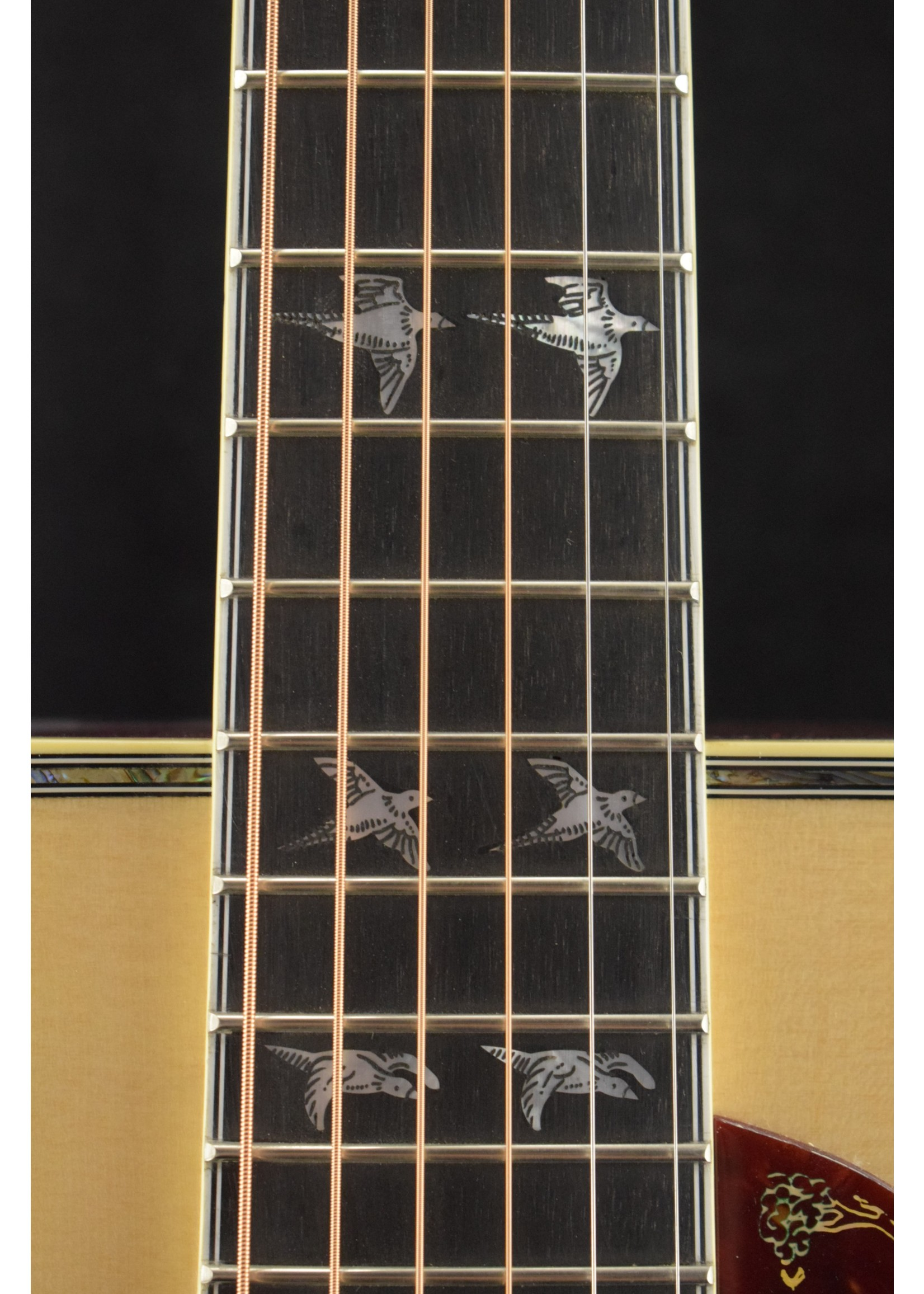 Gibson Gibson Acoustic Custom Shop Doves In Flight Natural