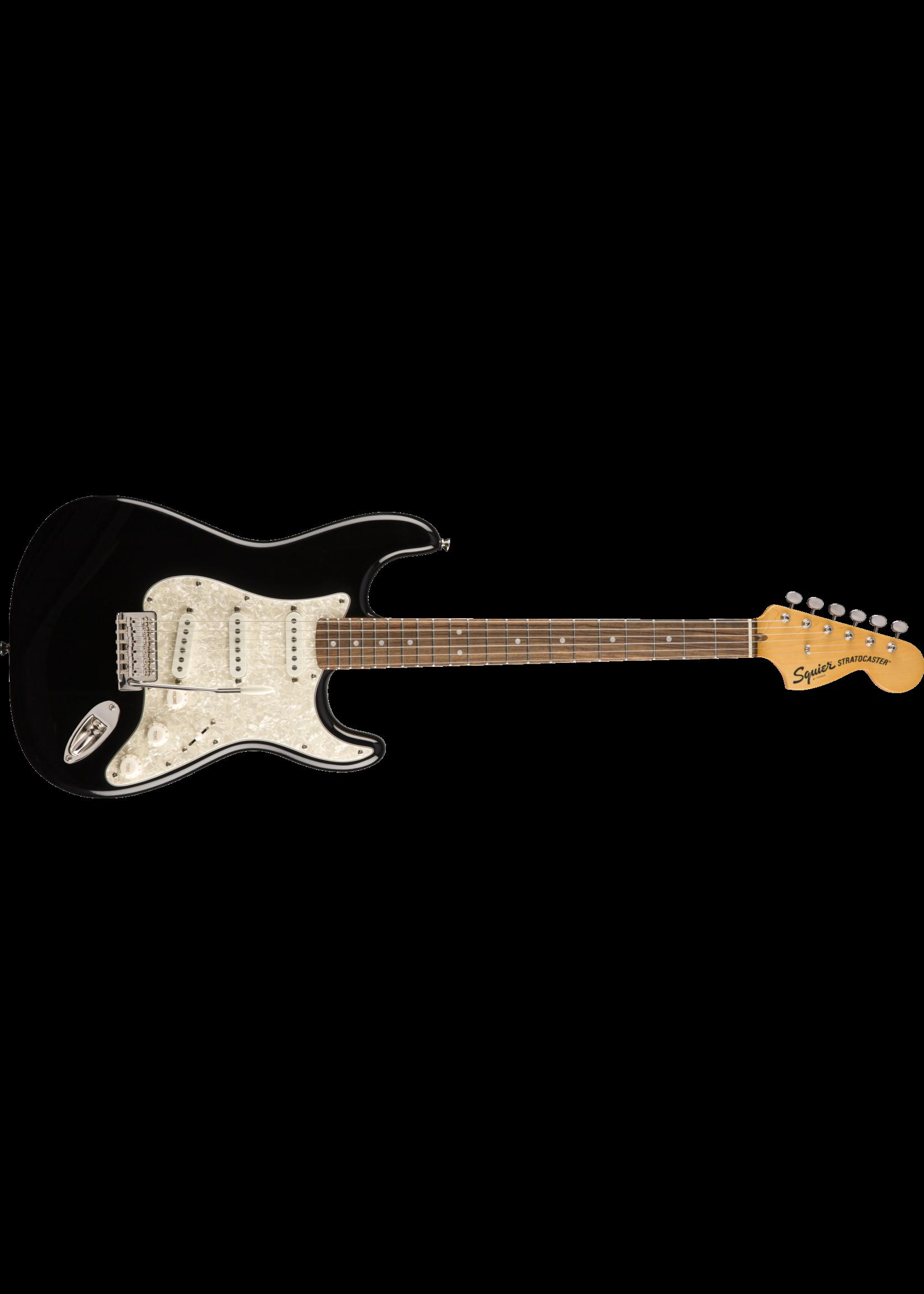 Squier Squier Classic Vibe '70s Stratocaster LRL Laurel Fingerboard Black