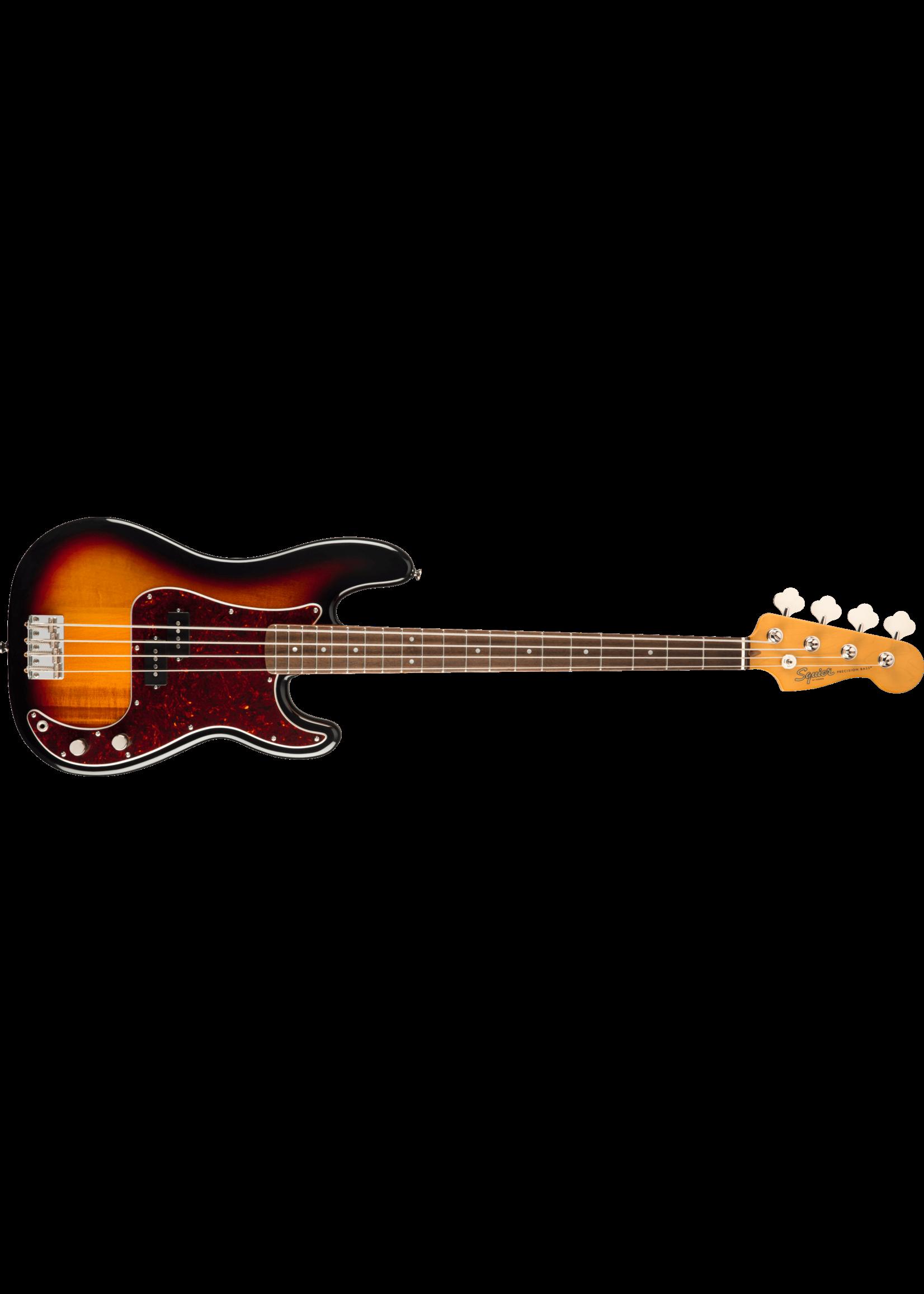 Squier Squier Classic Vibe '60s Precision Bass LRL Laurel Fingerboard Sunburst