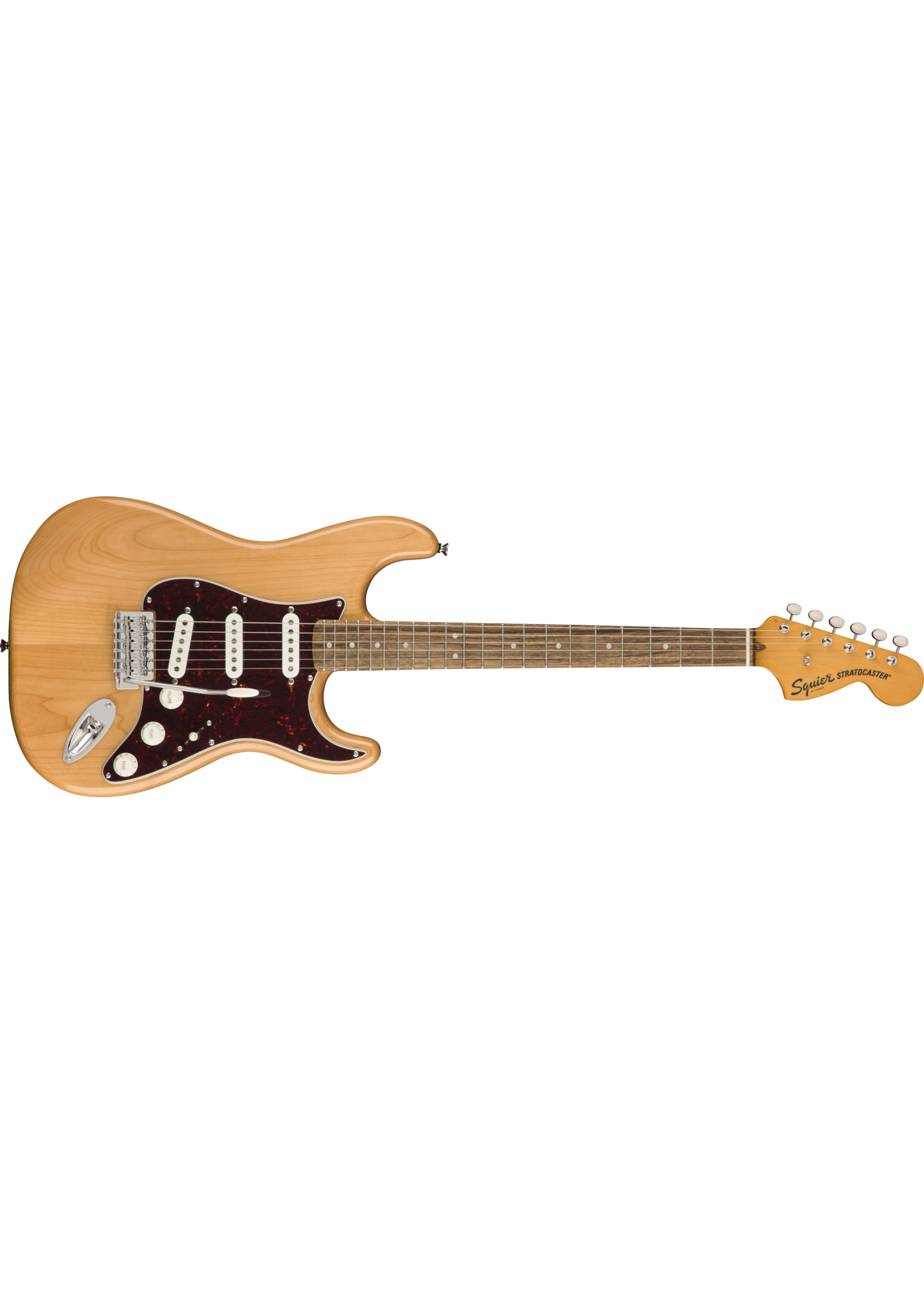 Squier Squier Classic Vibe '70s Stratocaster LRL Laurel Fingerboard Natural