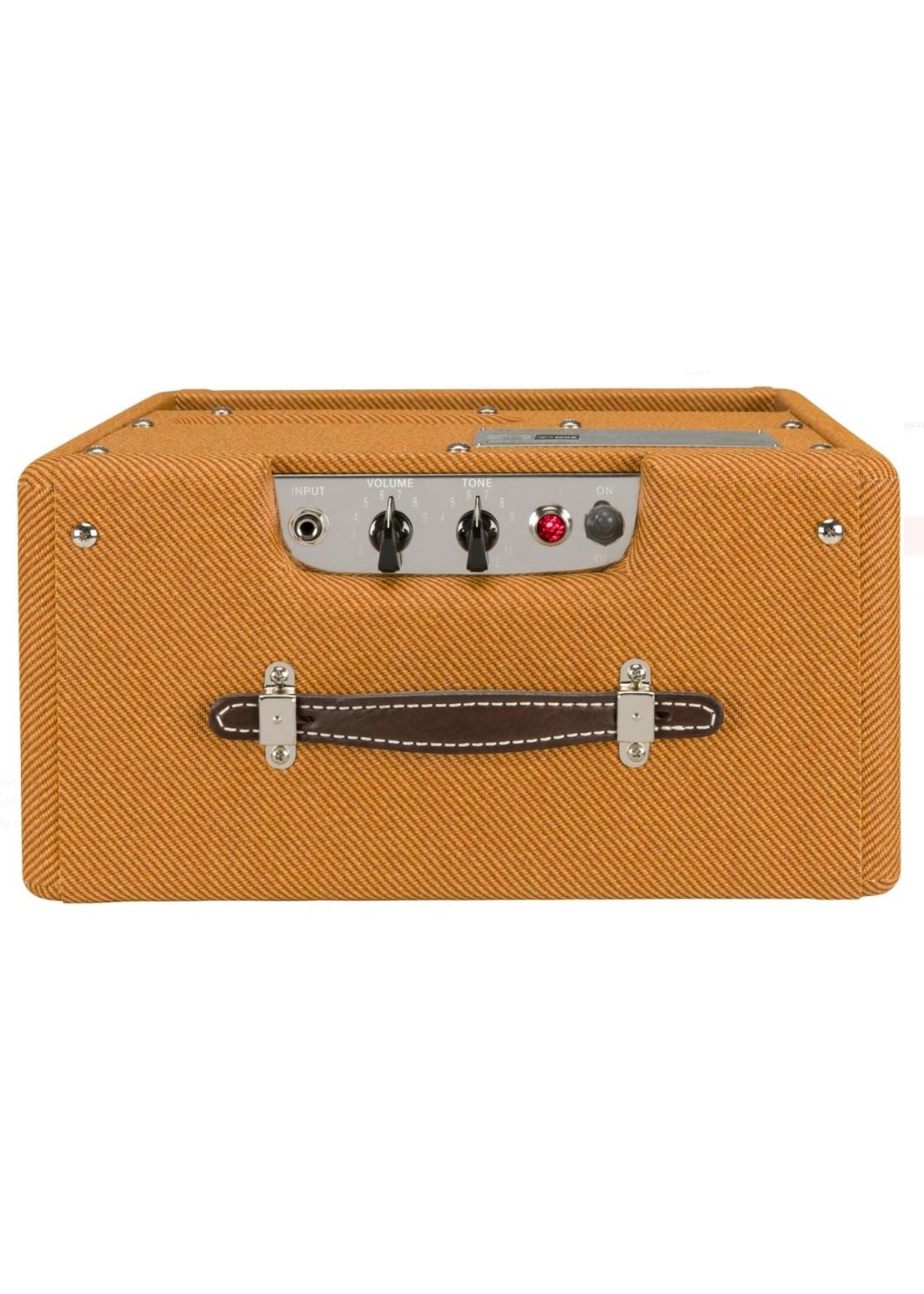 Fender Fender Pro Jr IV 120V 15-Watt Tube Combo Amp Tweed