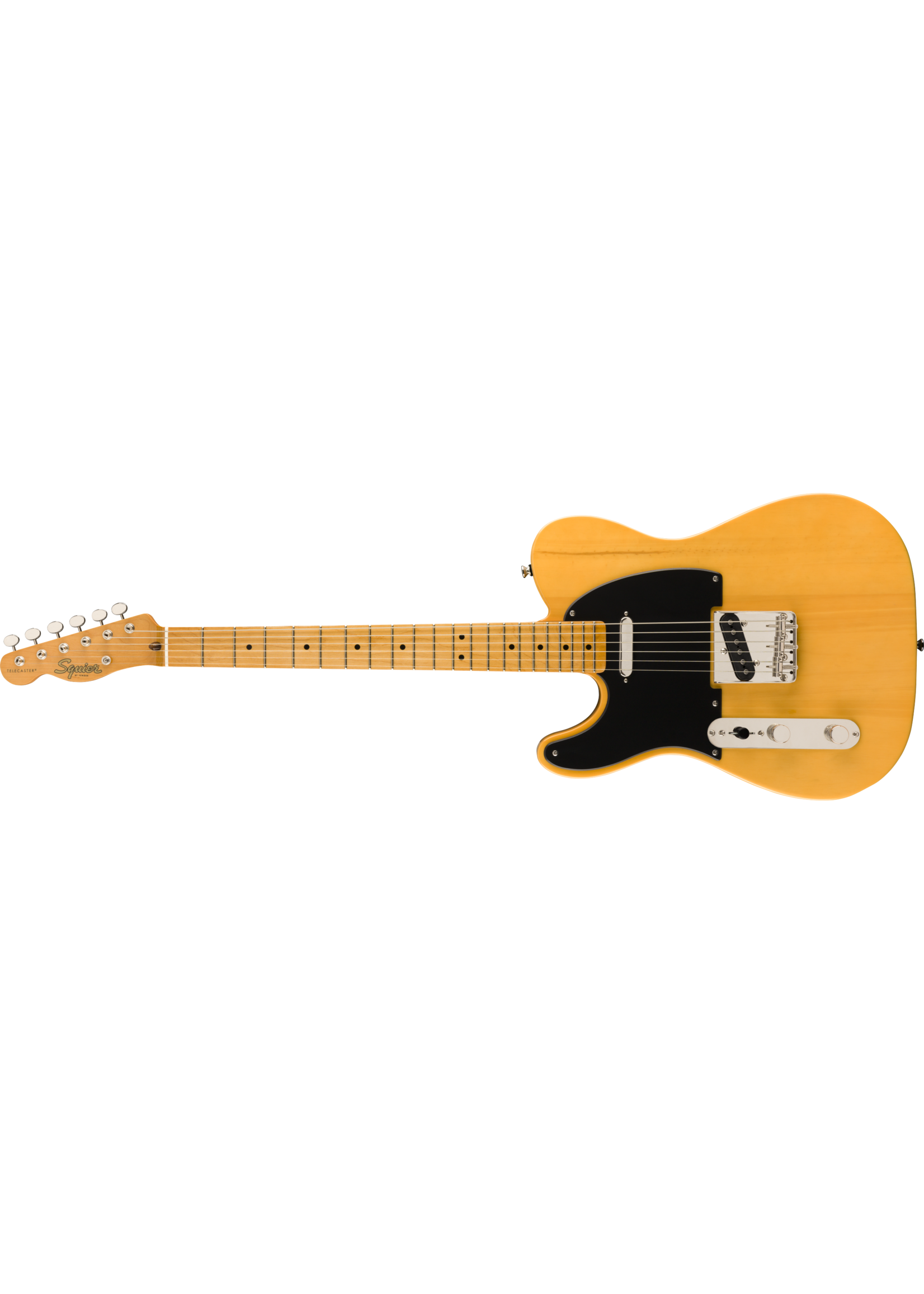 Squier Squier Classic Vibe '50s Telecaster LH Left-Handed MN Maple Neck Butterscotch Blonde