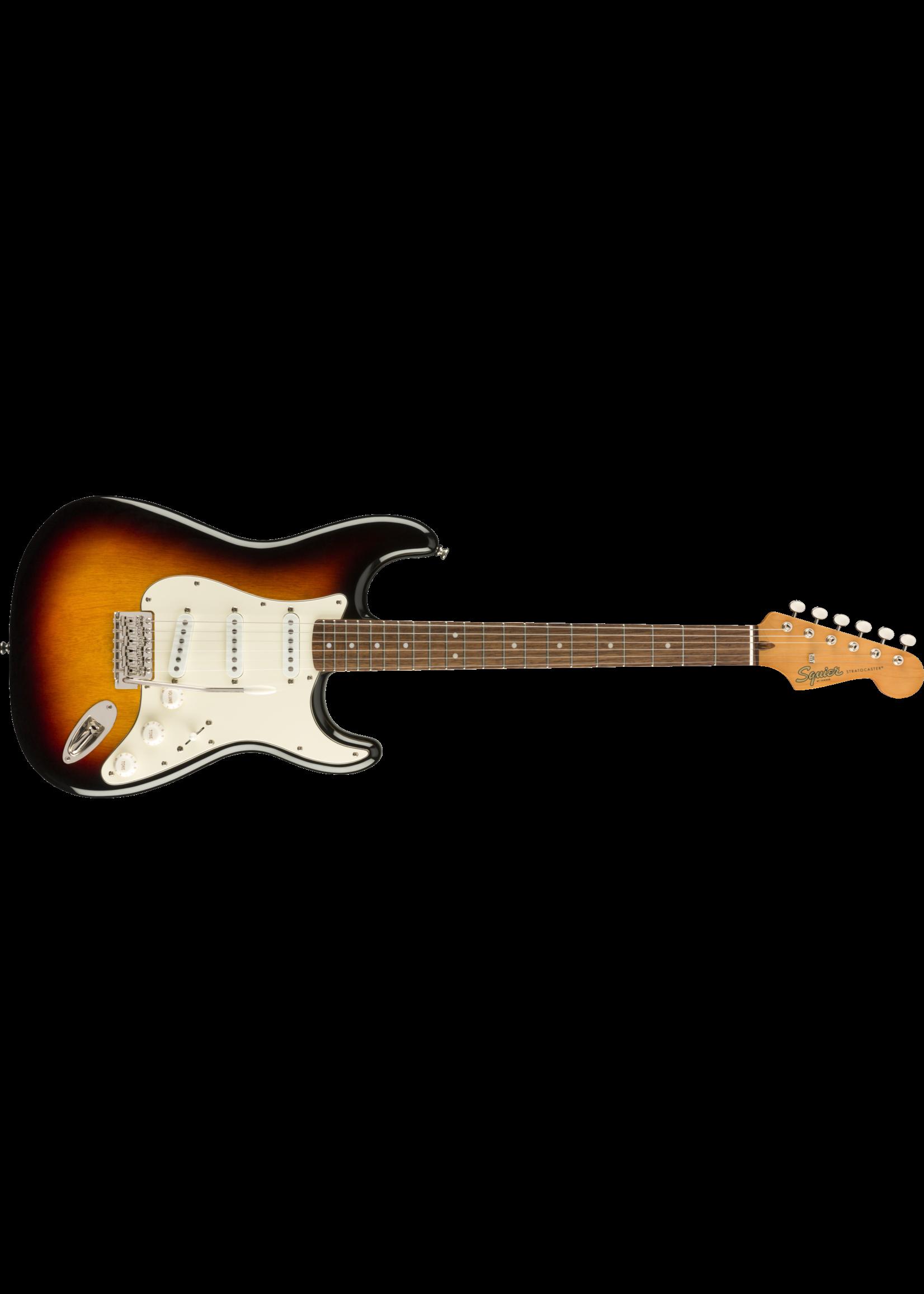 Squier Squier Classic Vibe '60s Stratocaster LRL Laurel Fingerboard Sunburst