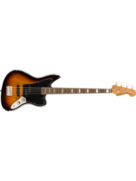 Squier Squier Classic Vibe Jaguar Bass 32 LRL Laurel Fingerboard Sunburst