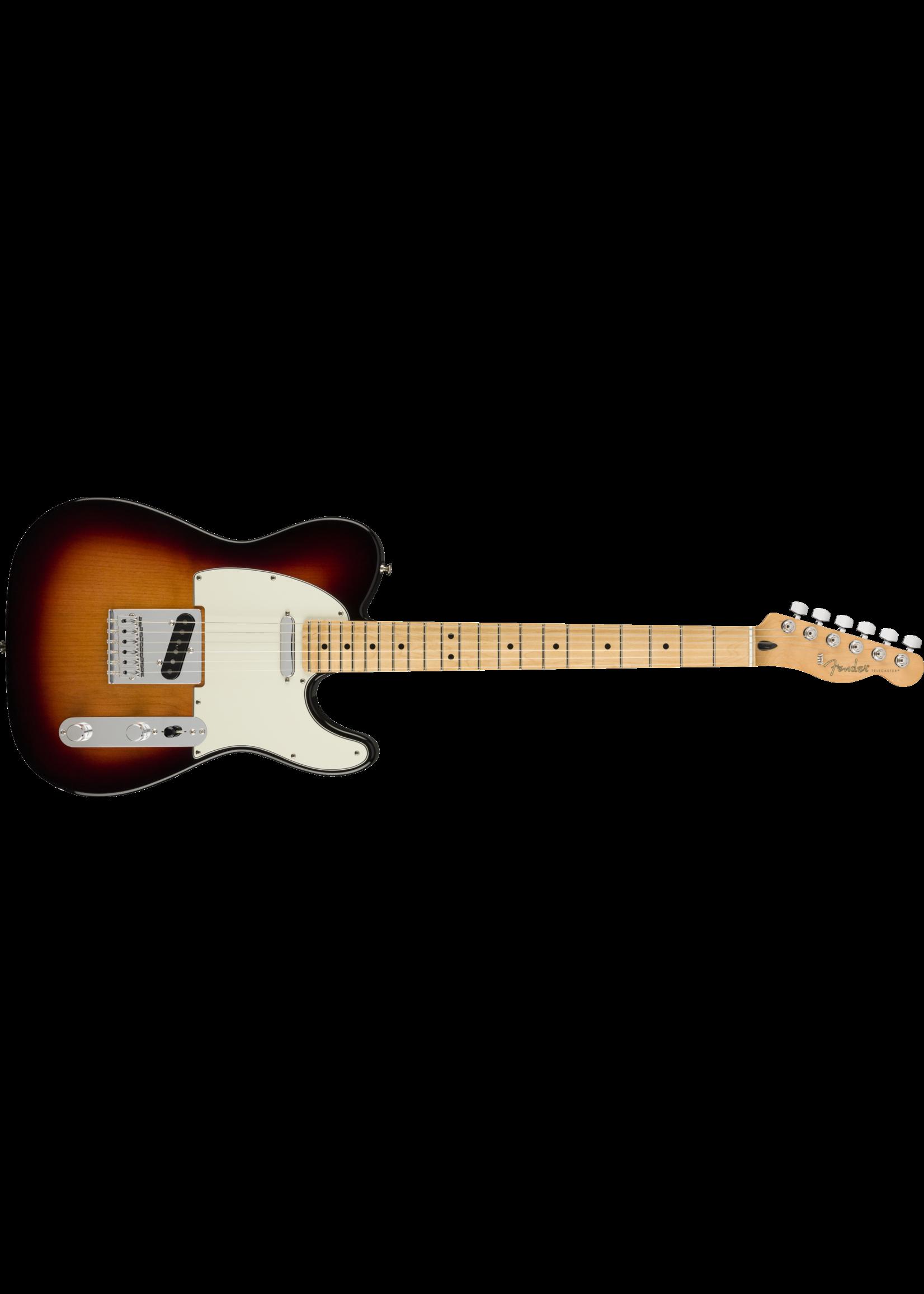 Fender Fender Player Telecaster MN Maple Neck Sunburst