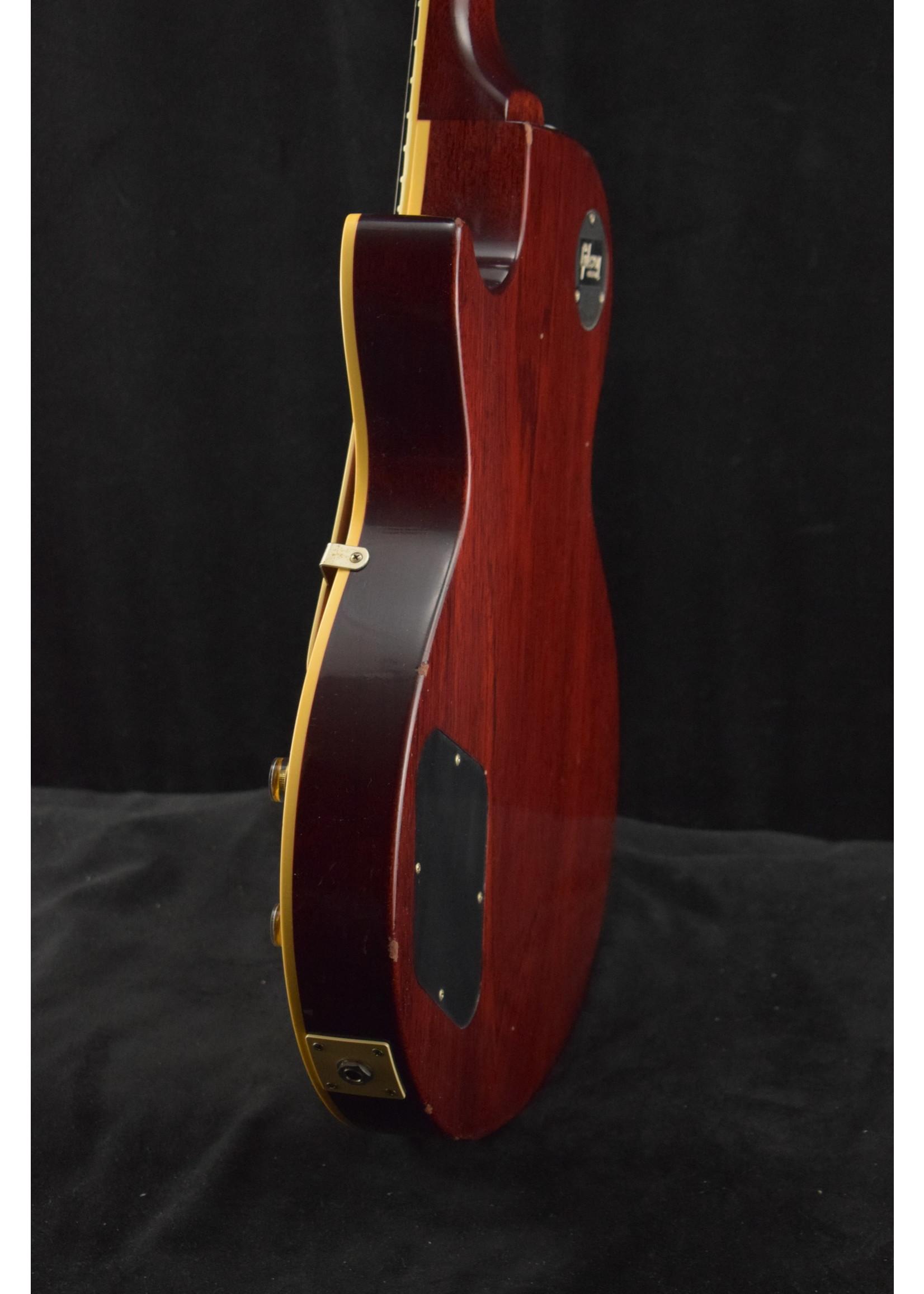 Gibson Gibson Murphy Lab 1960 Les Paul Standard Tomato Soup Burst Light Aged