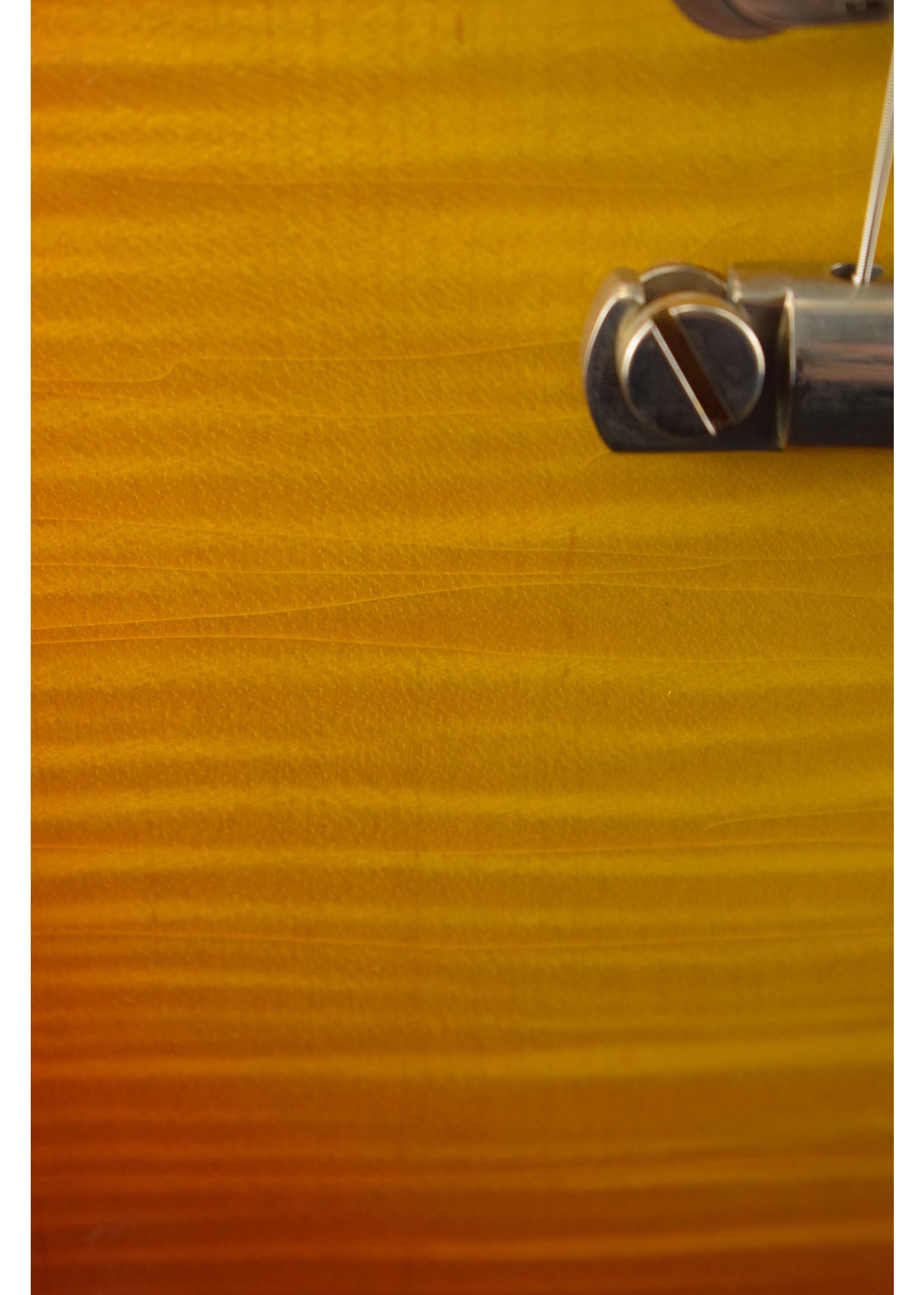 Gibson Gibson Murphy Lab 1960 Les Paul Standard Orange Lemon Fade Burst Ultra Light