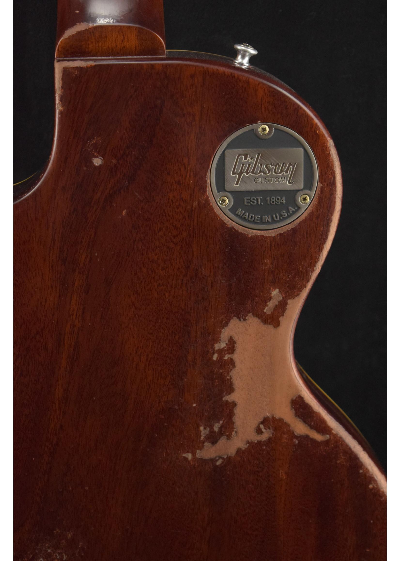 Gibson Gibson Murphy Lab 1959 Les Paul Standard Slow Iced Tea Fade Heavy Aged