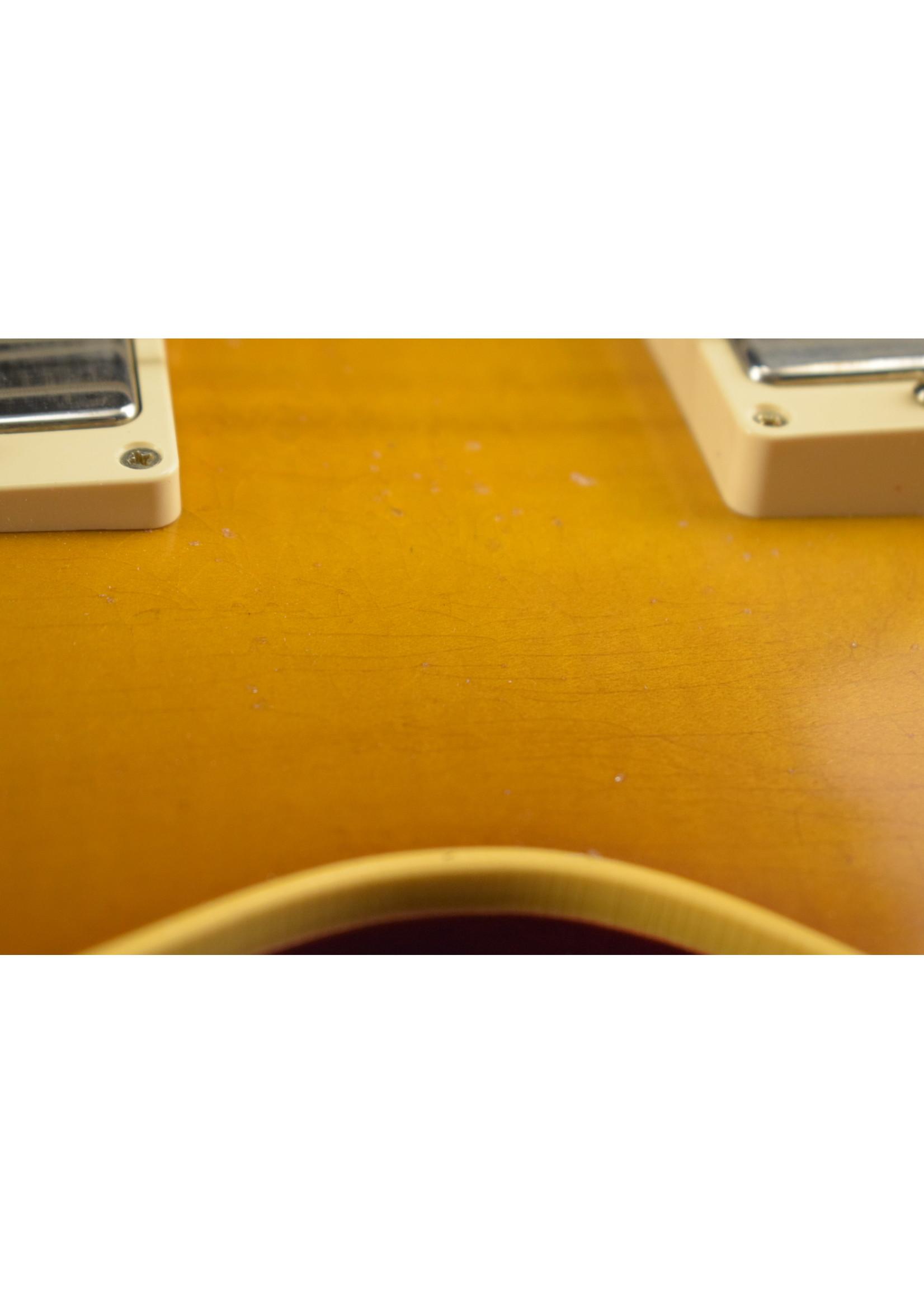 Gibson Gibson Murphy Lab 1959 Les Paul Standard Dirty Lemon Burst Light Aged