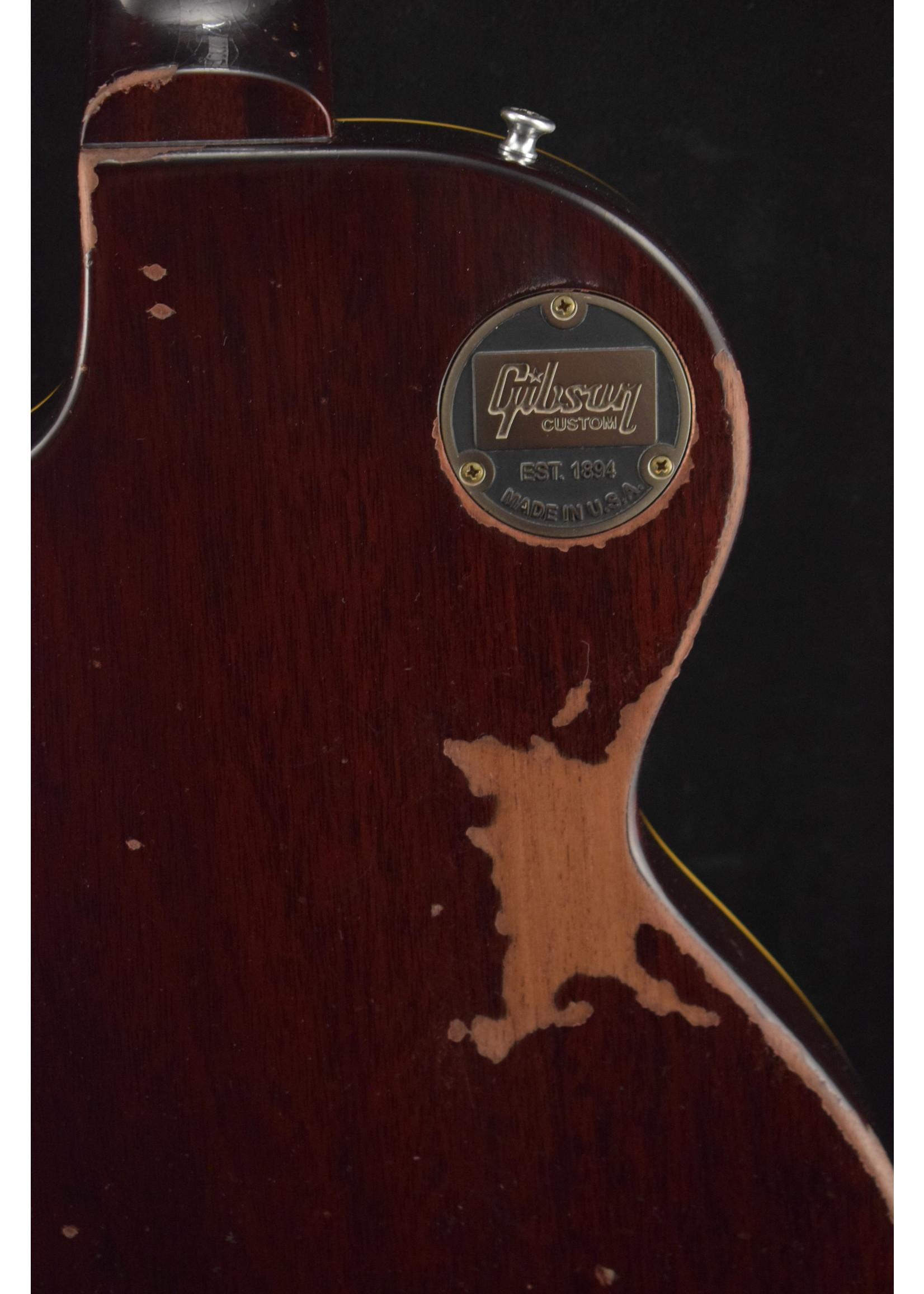 Gibson Gibson Murphy Lab 1960 Les Paul Standard Tangerine Burst Heavy Aged