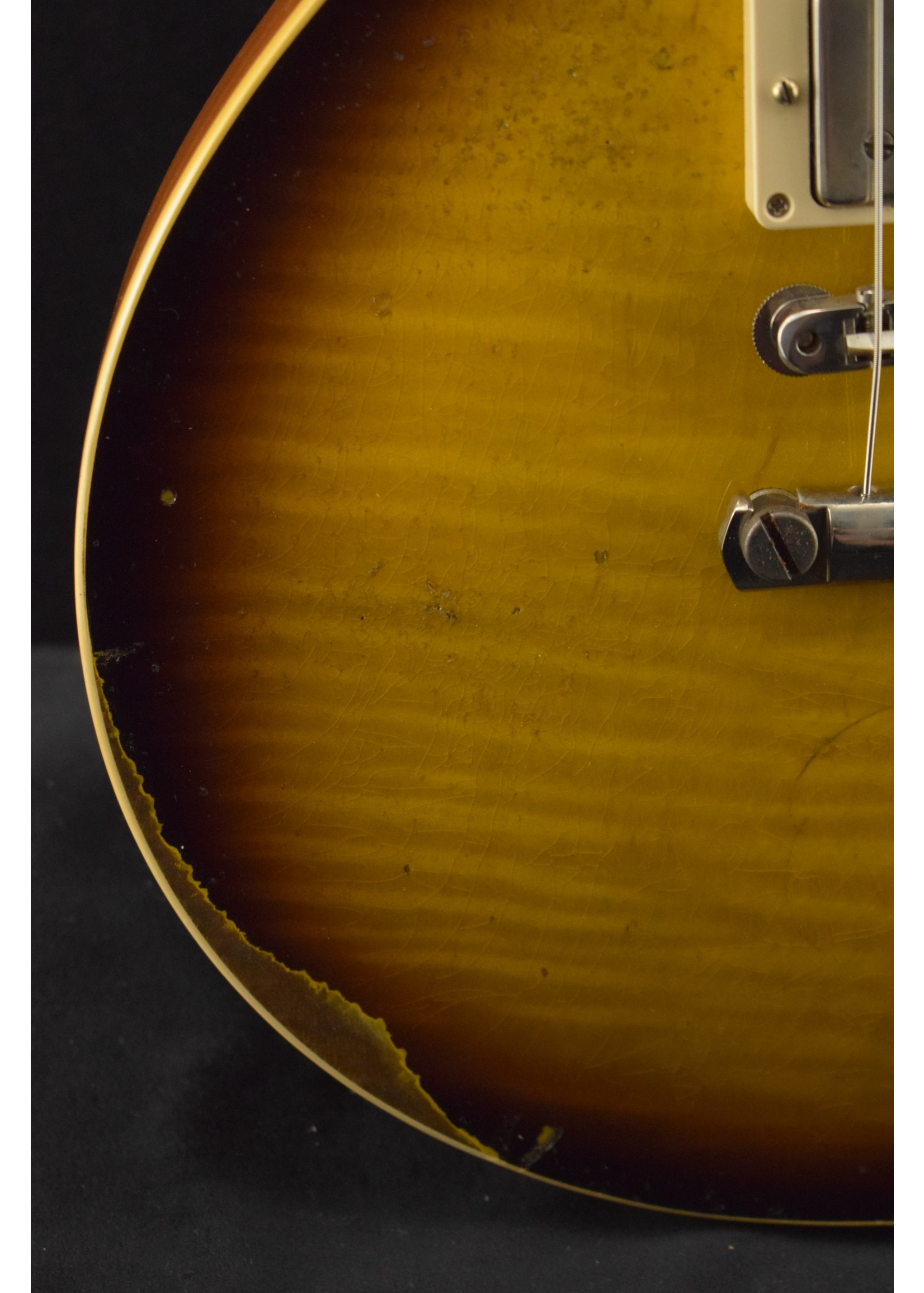 Gibson Gibson Murphy Lab 1959 Les Paul Standard Kindred Burst Ultra Heavy Aged