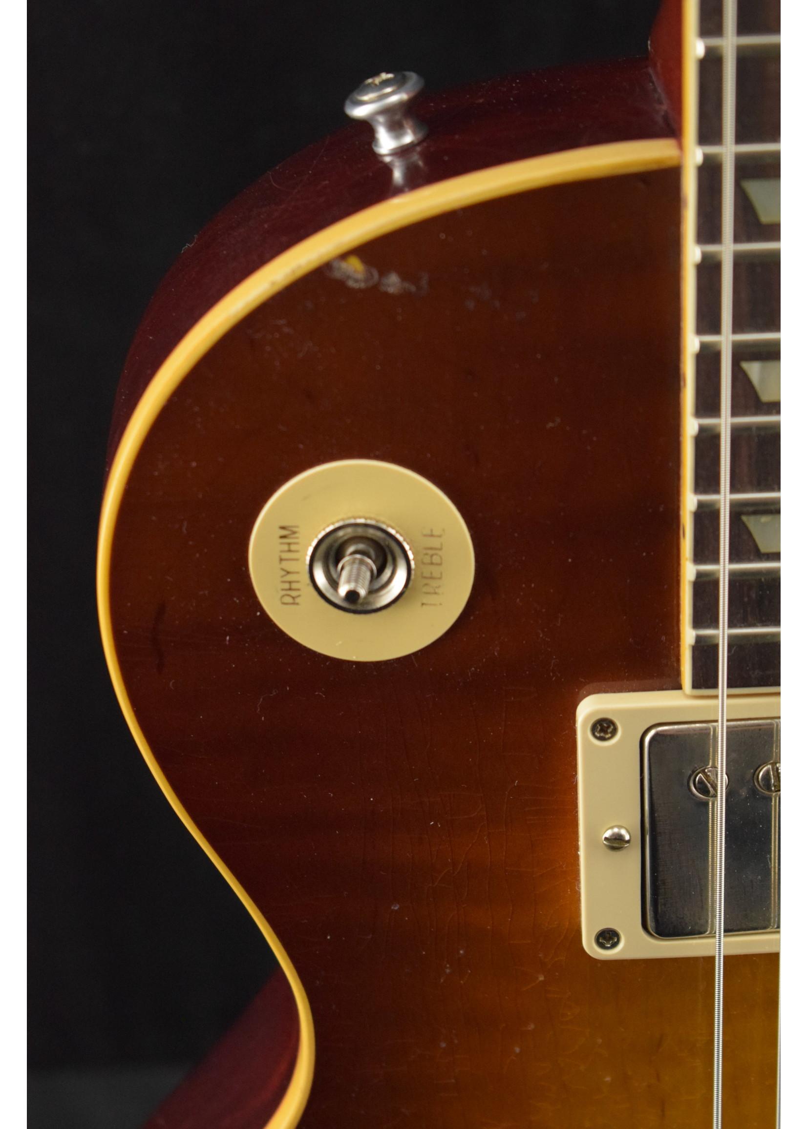 Gibson Gibson Murphy Lab 1959 Les Paul Standard Cherry Tea Burst Light Aged