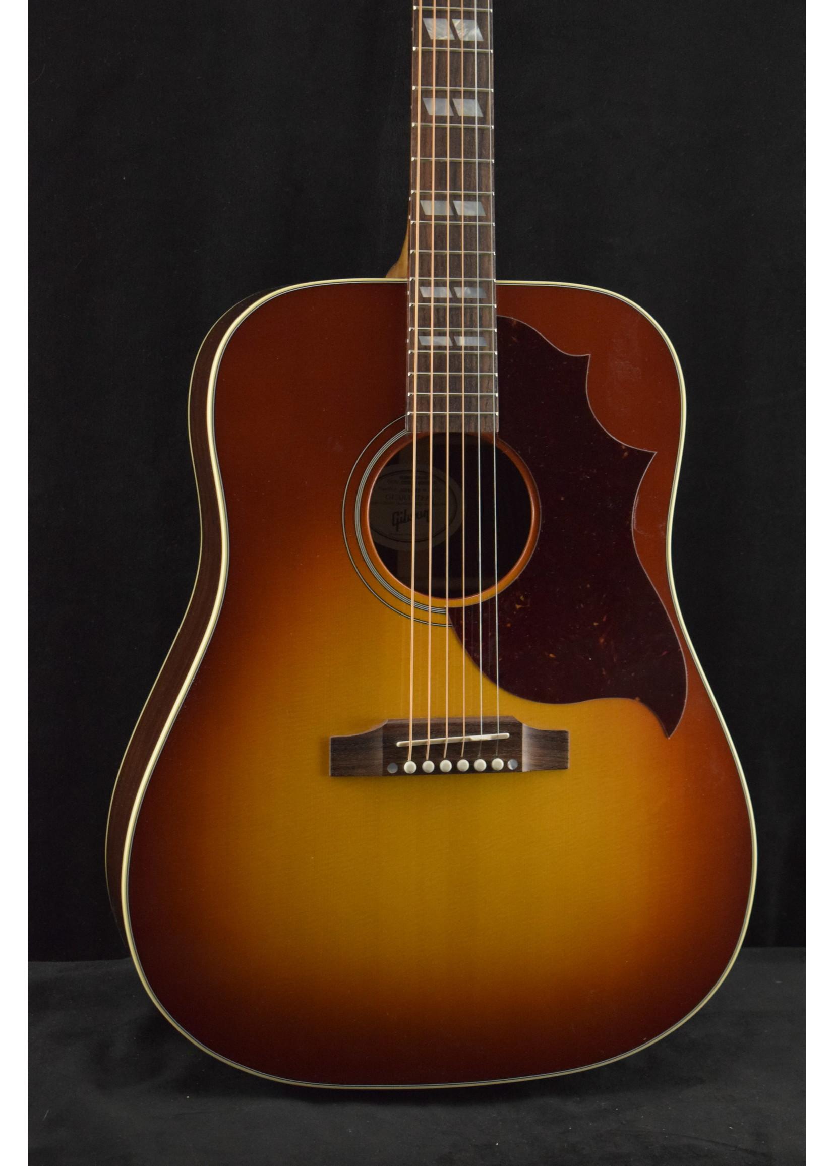 Gibson Gibson Hummingbird Studio Rosewood - Rosewood Burst
