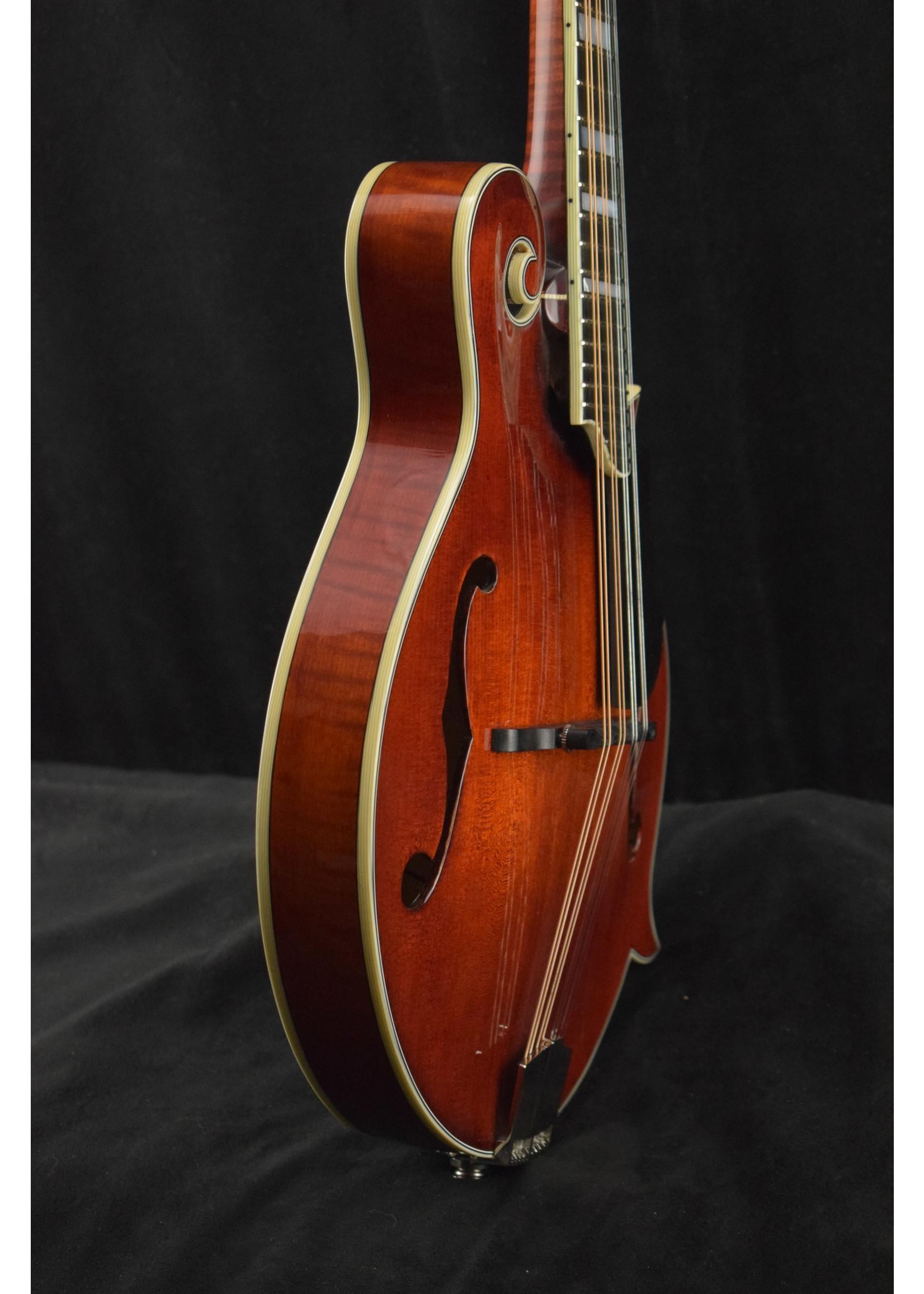 Eastman Eastman MD615 F-Style F-Hole Electric Mandolin Classic Finish