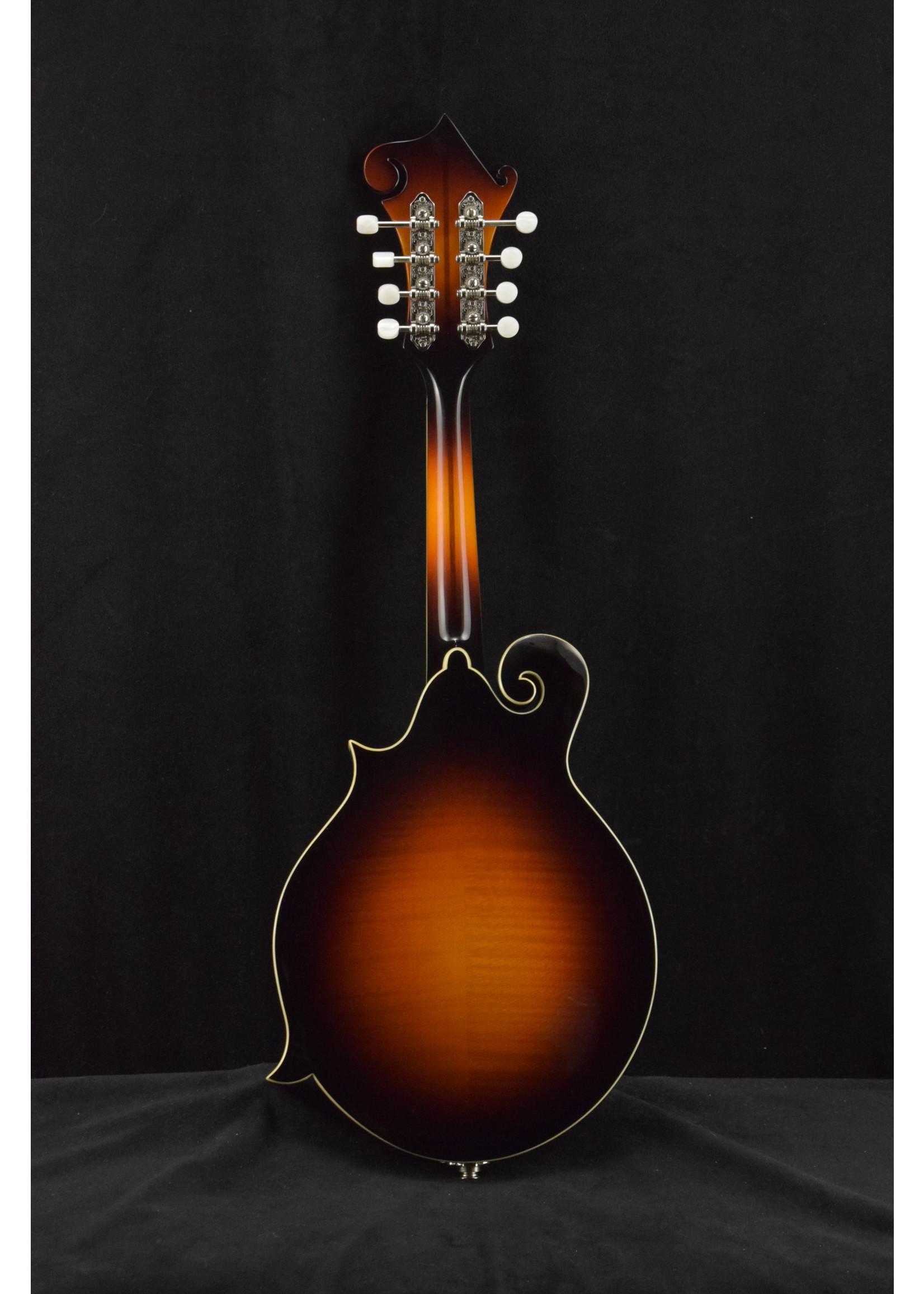 Eastman Eastman MD615-SB F-Style F-Hole Electric Mandolin Sunburst Finish
