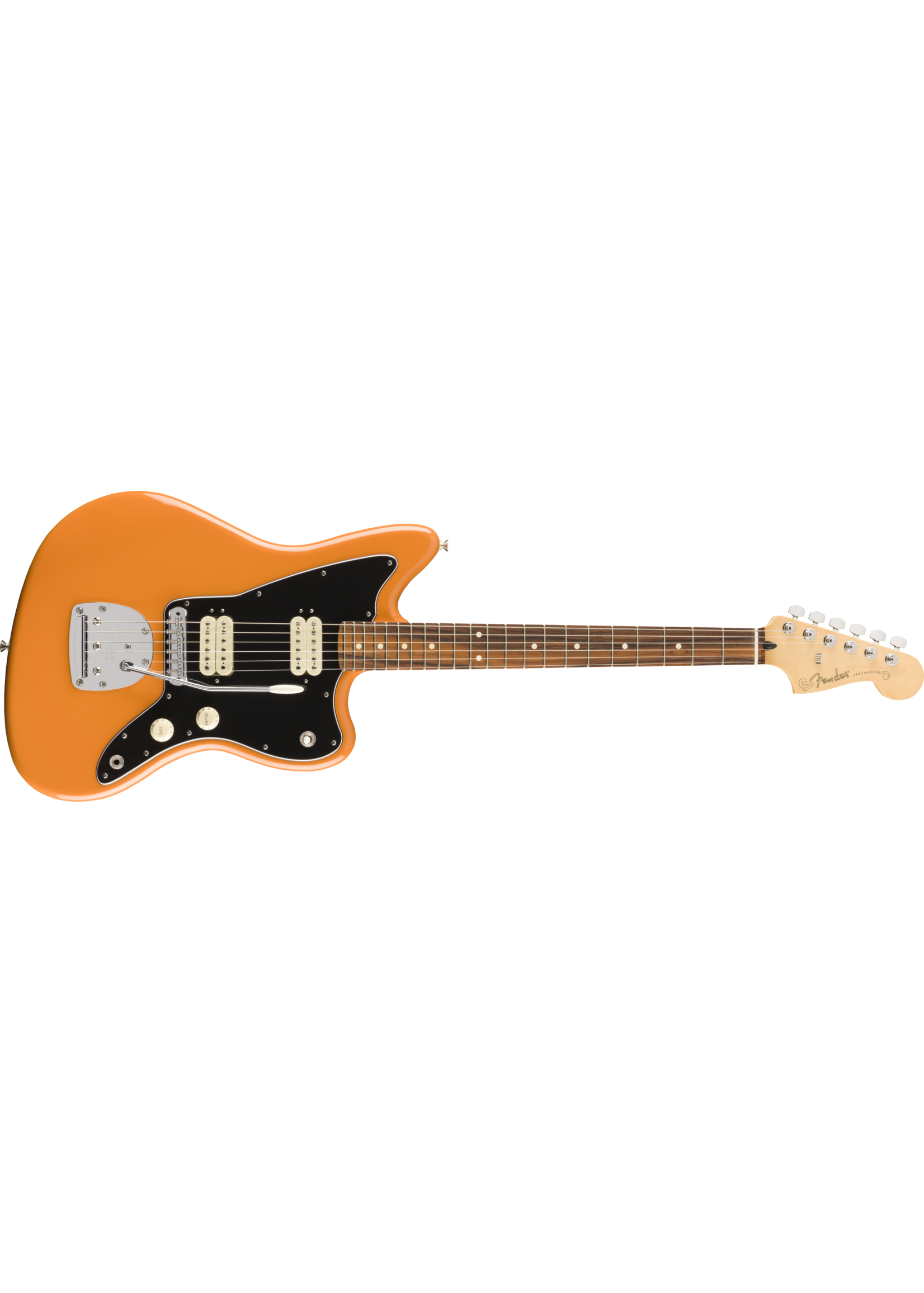 Fender Fender Player Jazzmaster PF Pau Ferro Fingerboard Capri Orange