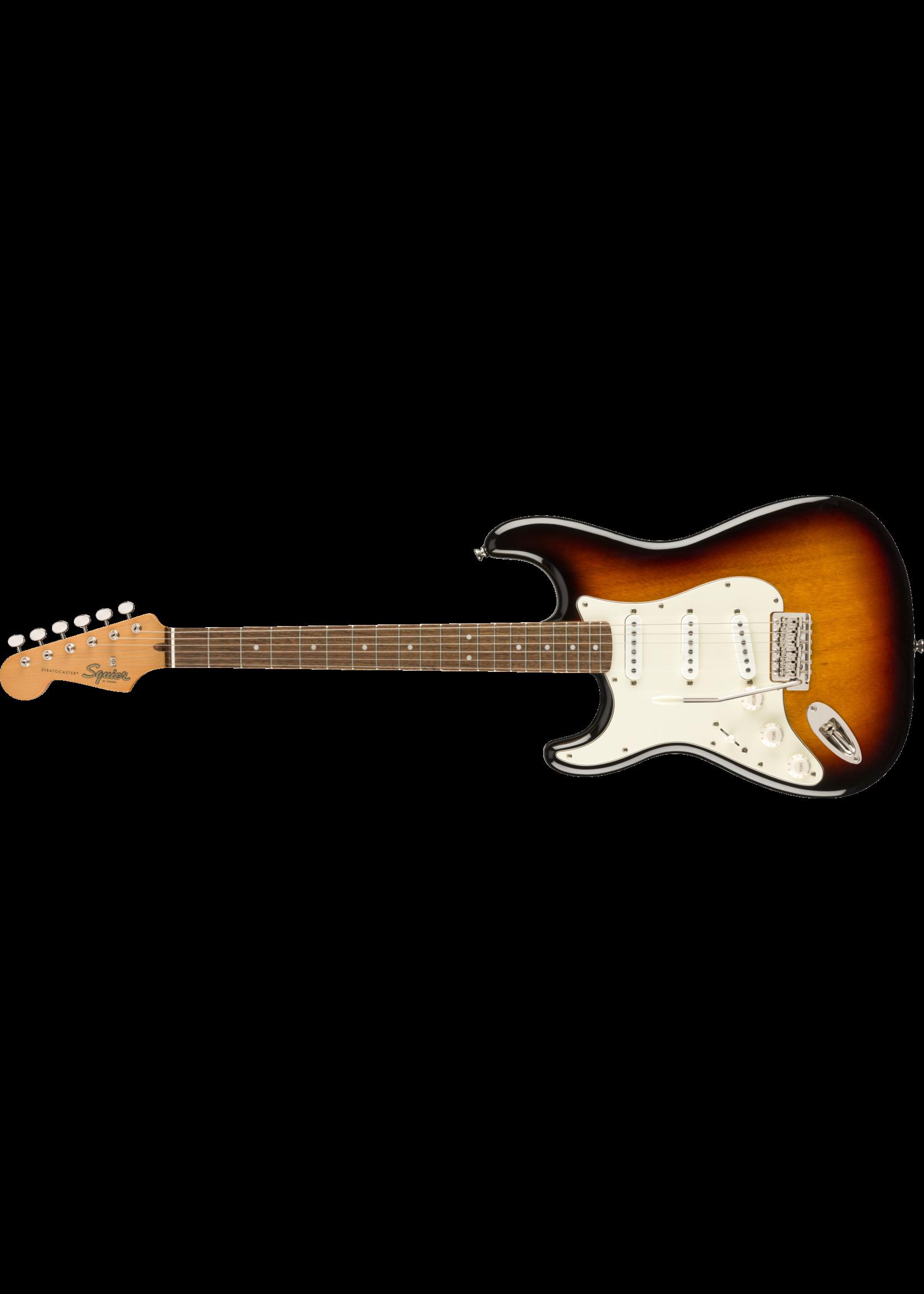 Squier Squier Classic Vibe '60s Stratocaster LH Left-Handed LRL Laurel Fingerboard Sunburst