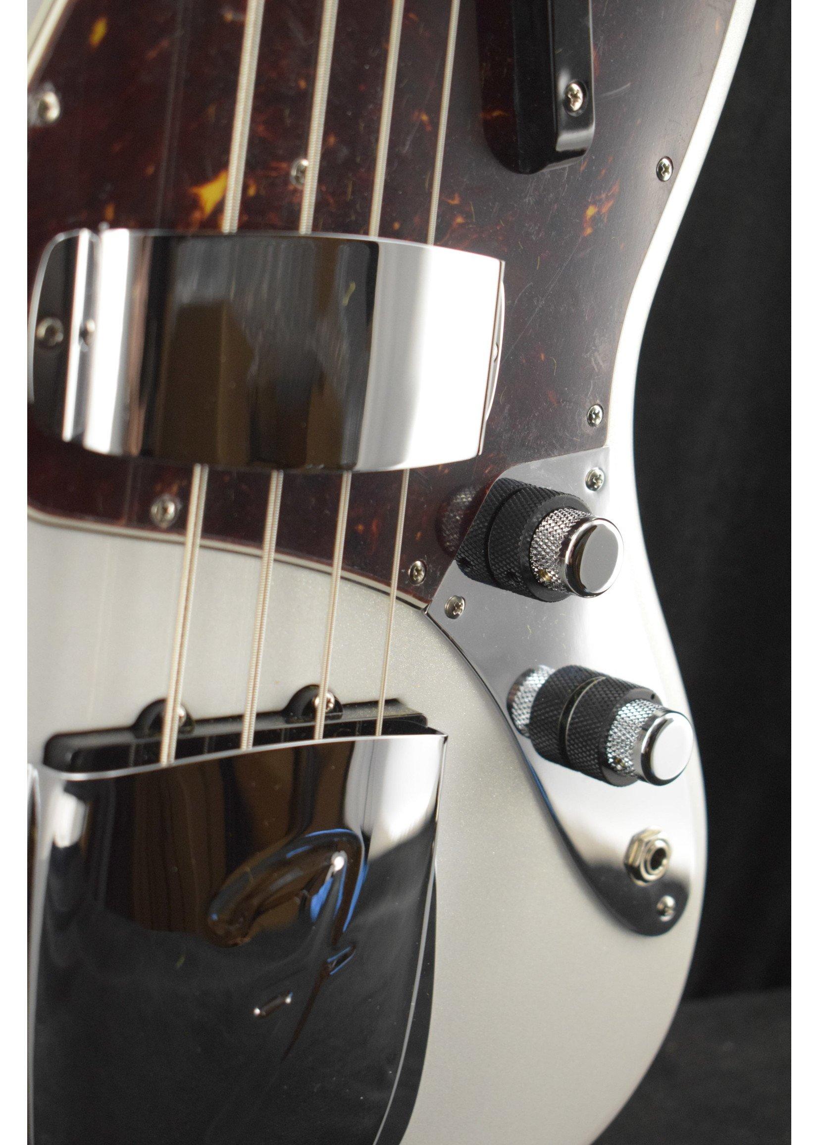 Fender Fender 60th Anniversary Jazz Bass Arctic Pearl