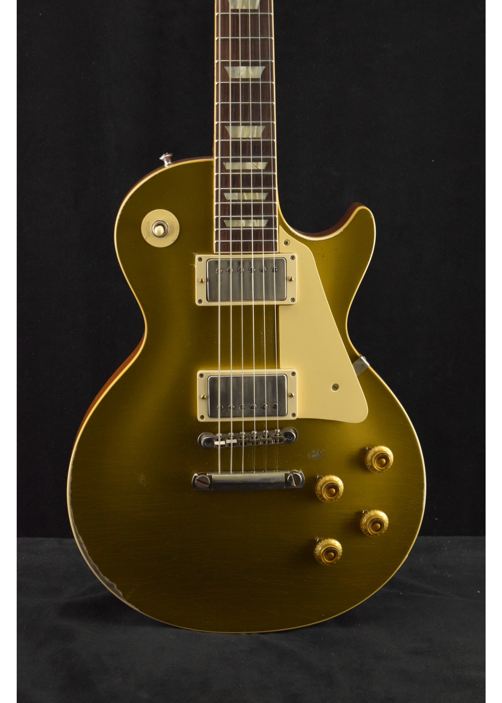 Gibson Gibson Murphy Lab 1957 Les Paul Goldtop Ultra Heavy Aged