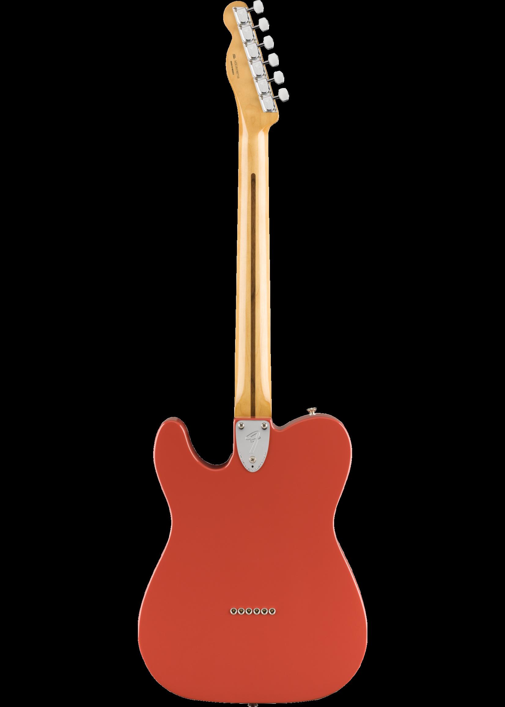 Fender Fender Vintera '70s Telecaster Custom PF Fiesta Red