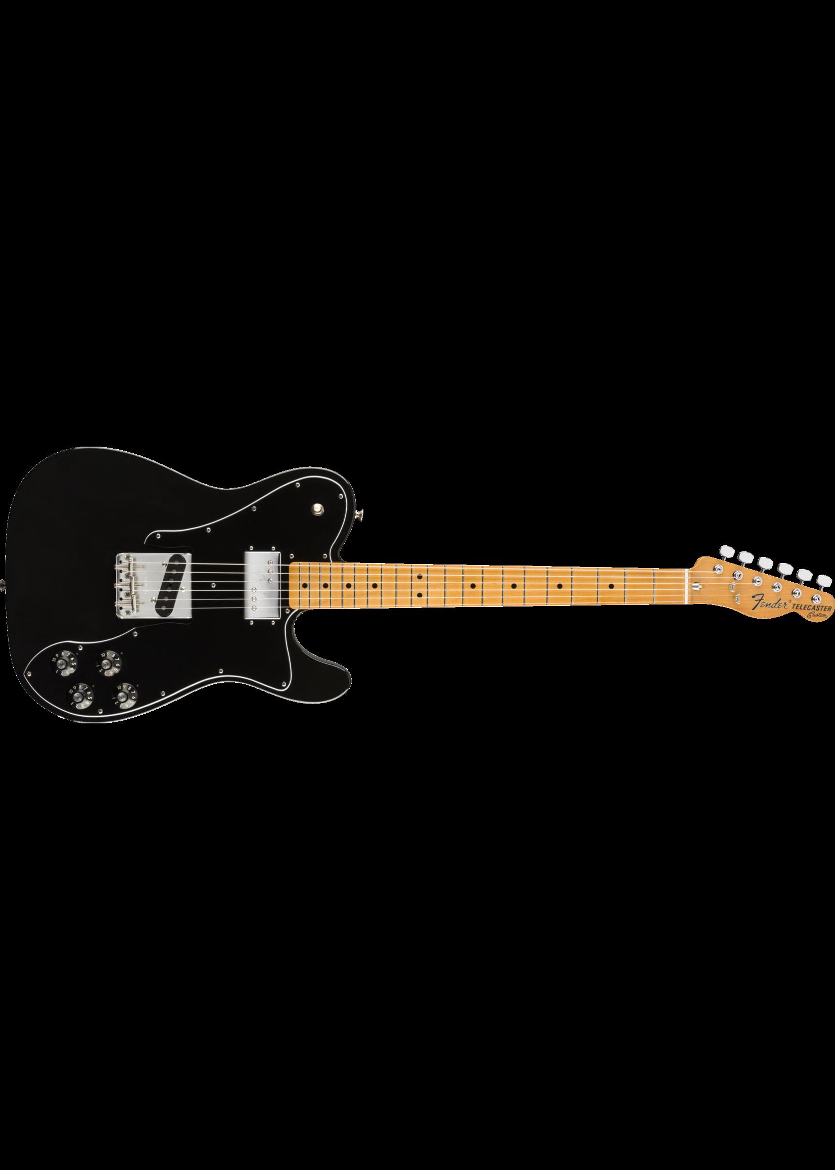 Fender Fender Vintera '70s Telecaster Custom Black Maple Fretboard